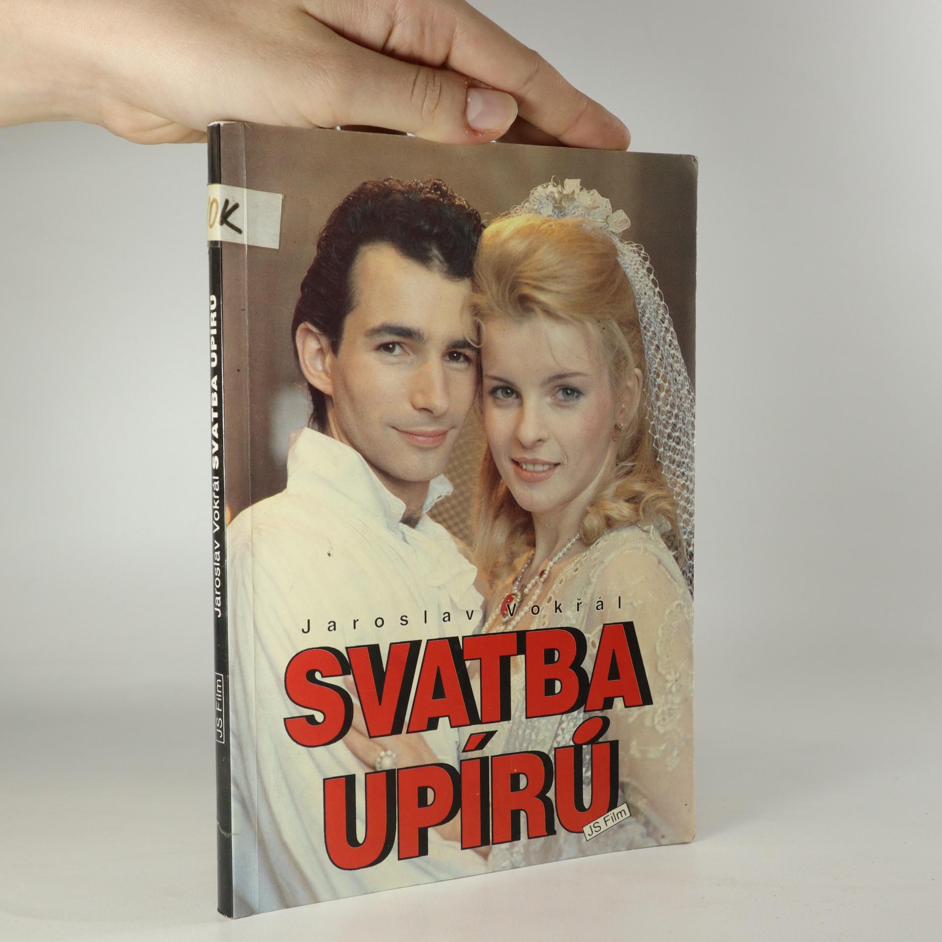 antikvární kniha Svatba upírů, 1993