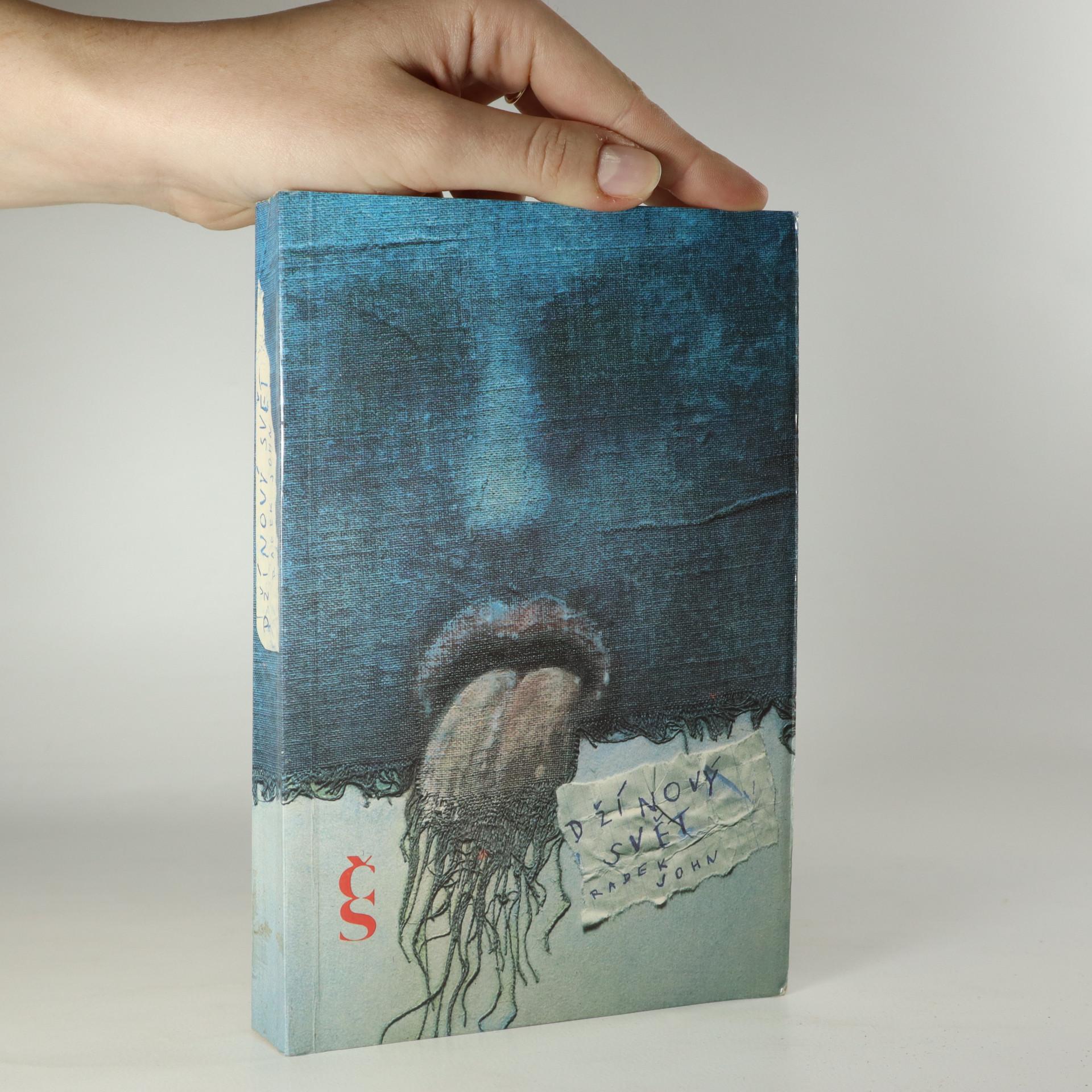 antikvární kniha Džínový svět, 1990
