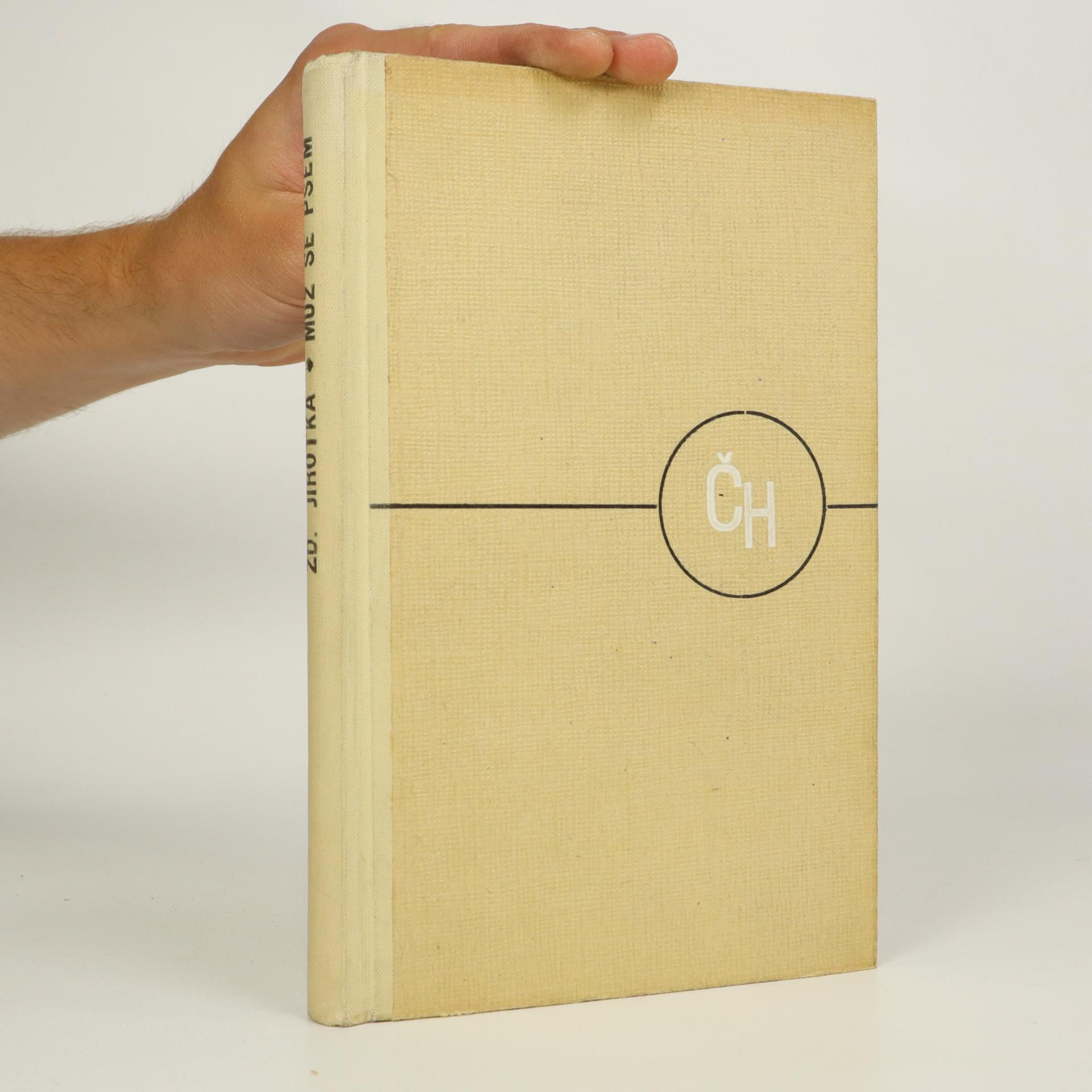 antikvární kniha Muž se psem, 1947