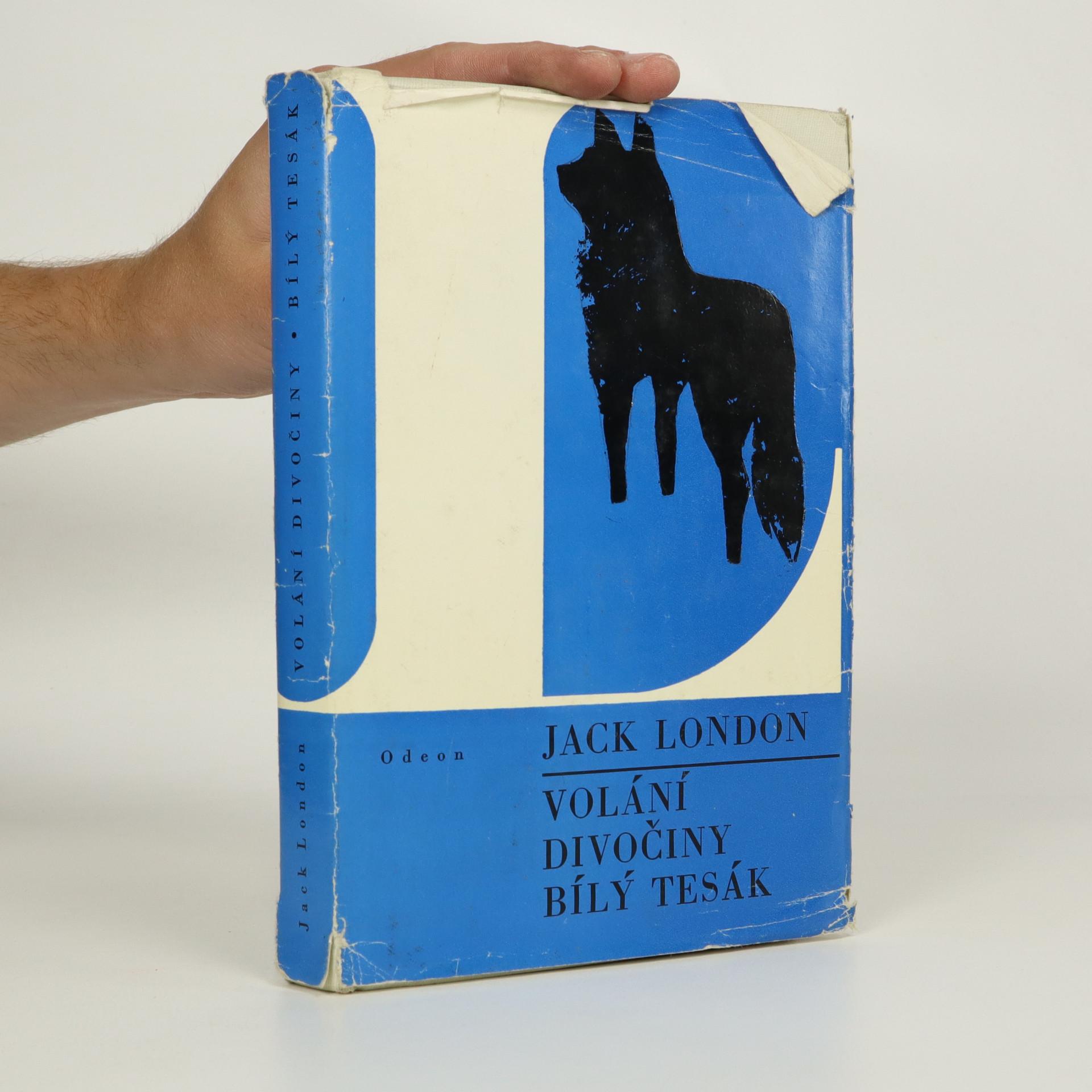 antikvární kniha Volání divočiny. Bílý tesák, 1976