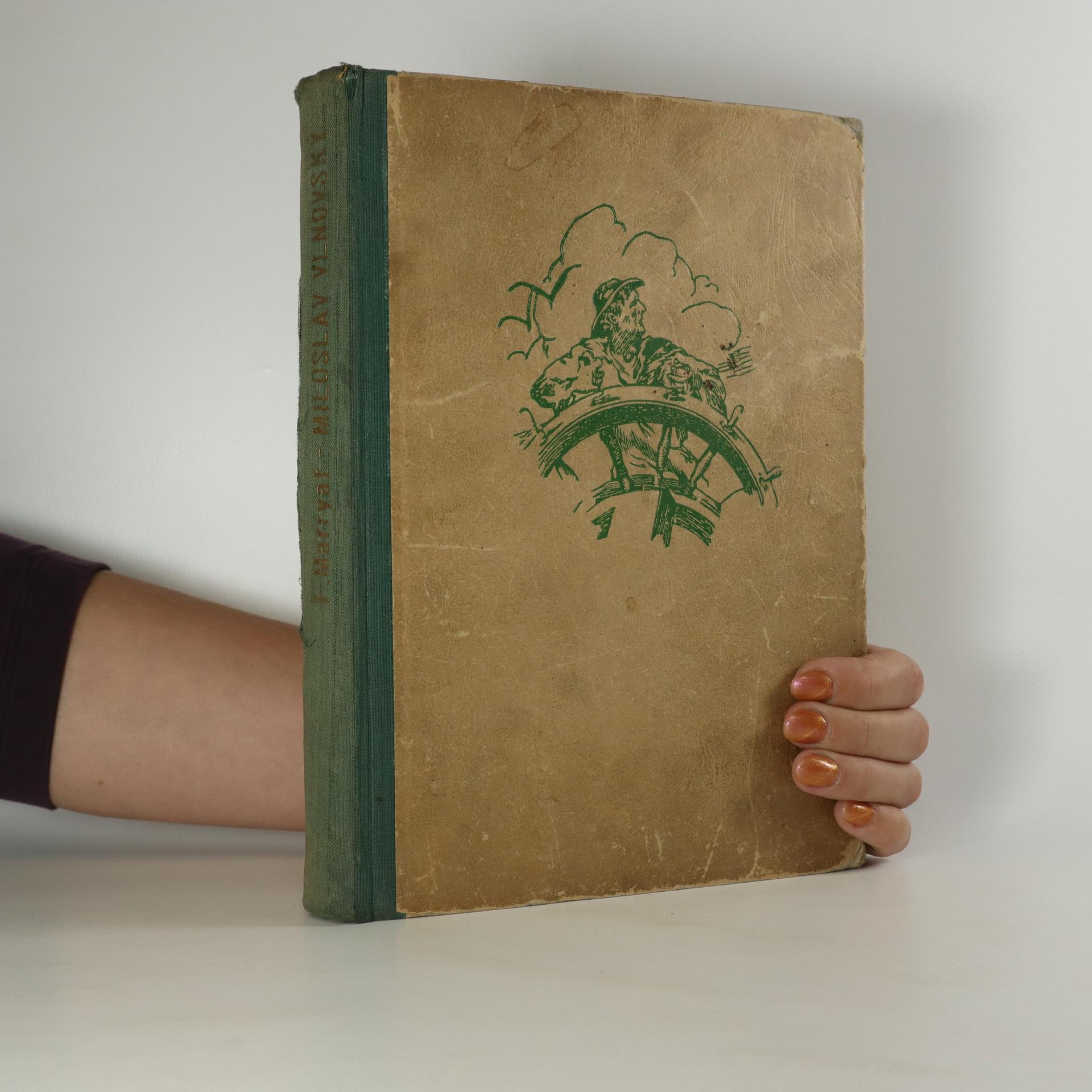 antikvární kniha Ztroskotání lodi Pacific, 1948