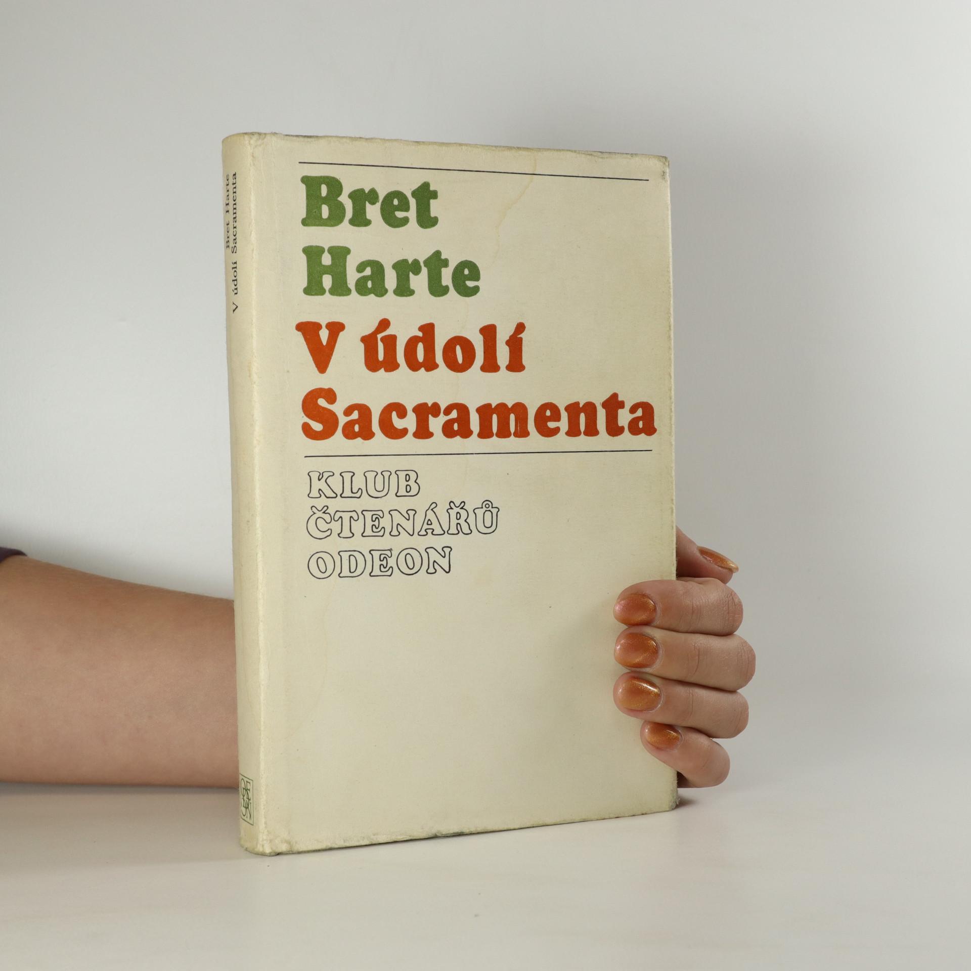 antikvární kniha V údolí Sacramenta, 1975