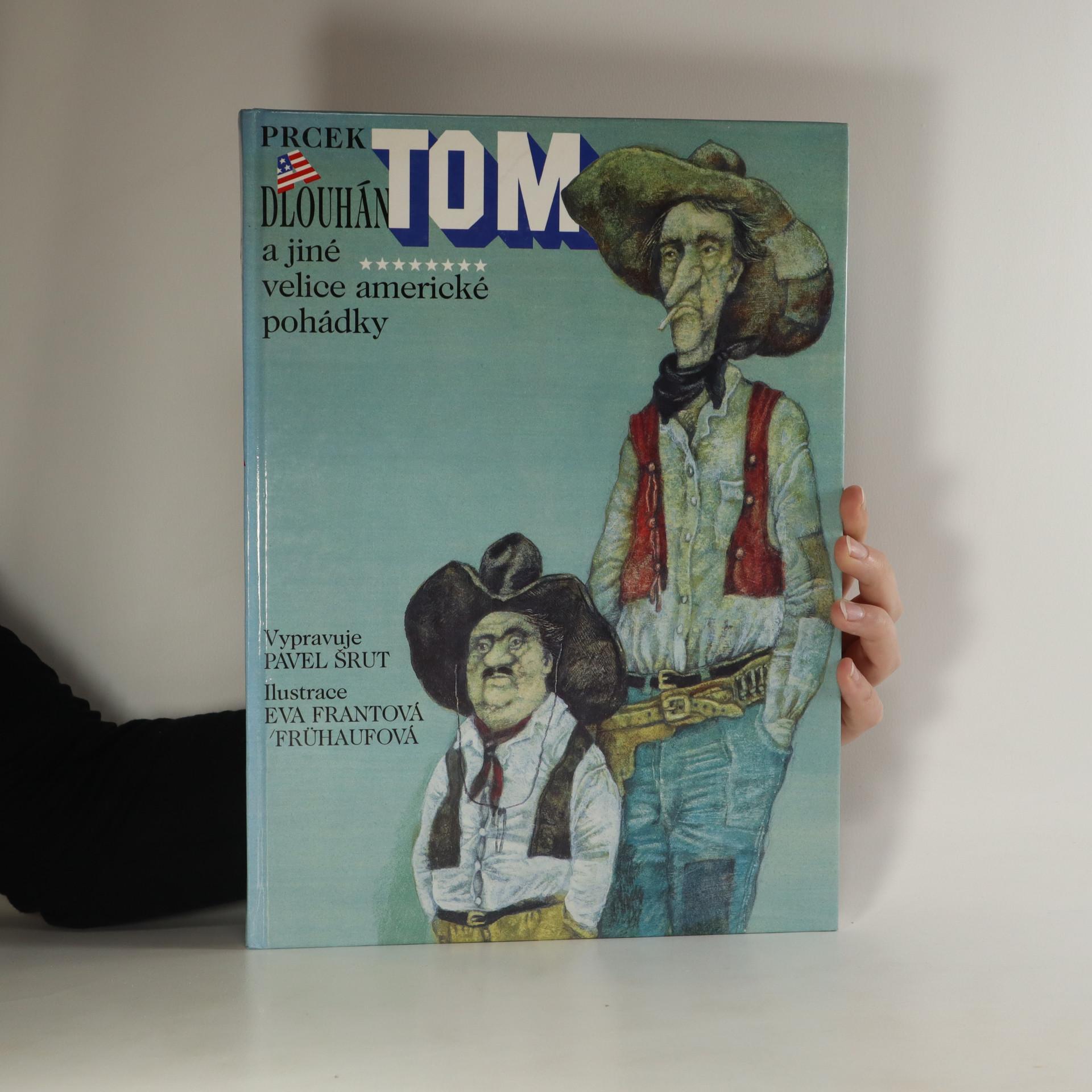 antikvární kniha Prcek Tom a Dlouhán Tom a jiné velice americké pohádky, 1993