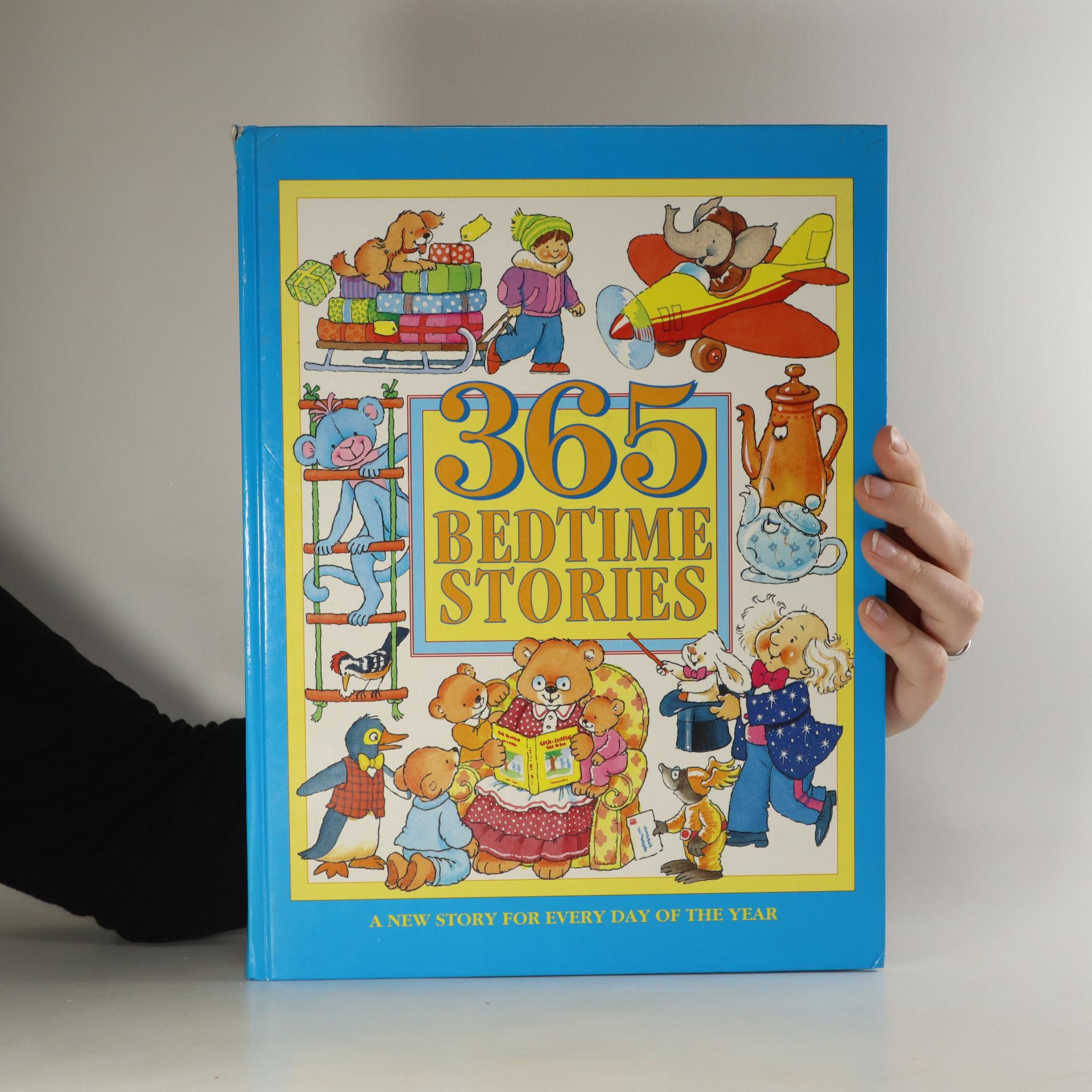 antikvární kniha 365 Bedtime stories, neuveden