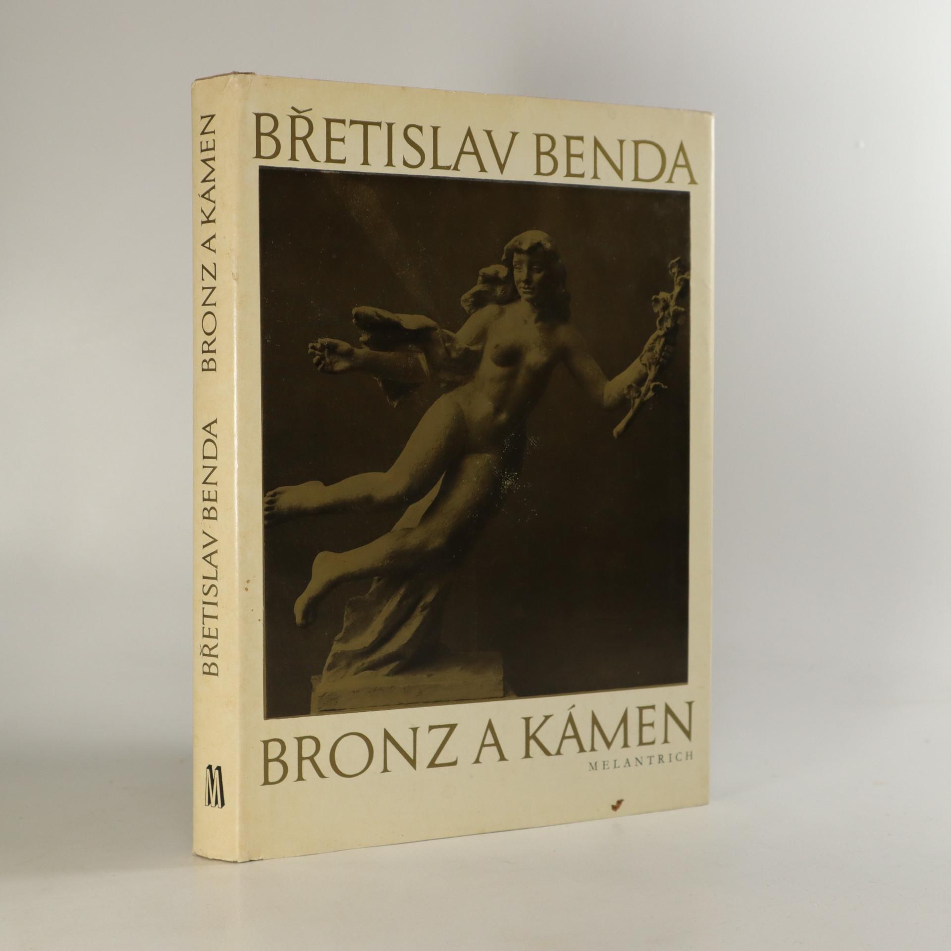 antikvární kniha Bronz a kámen. Hrst vzpomínek, 1982