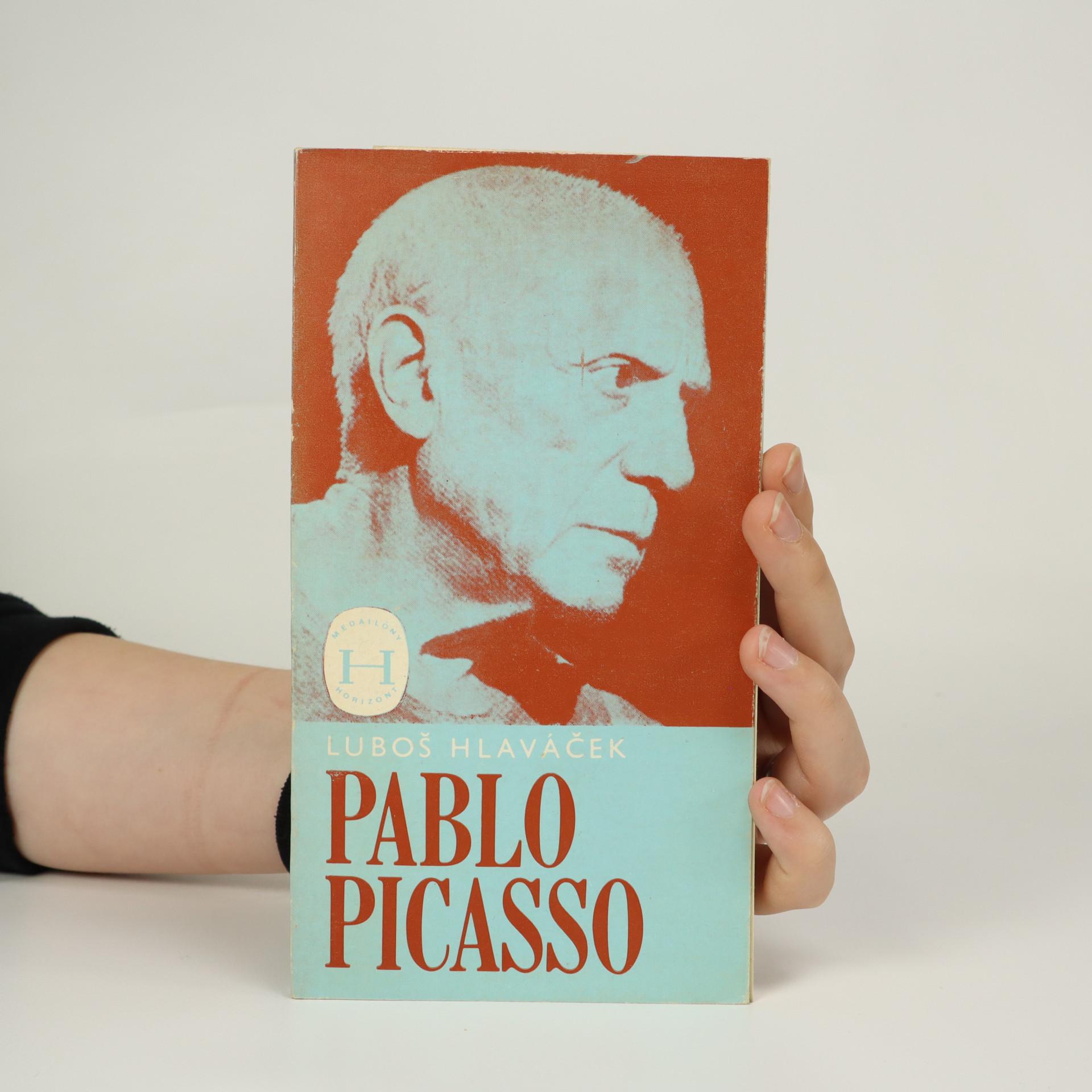 antikvární kniha Pablo Picasso, 1981