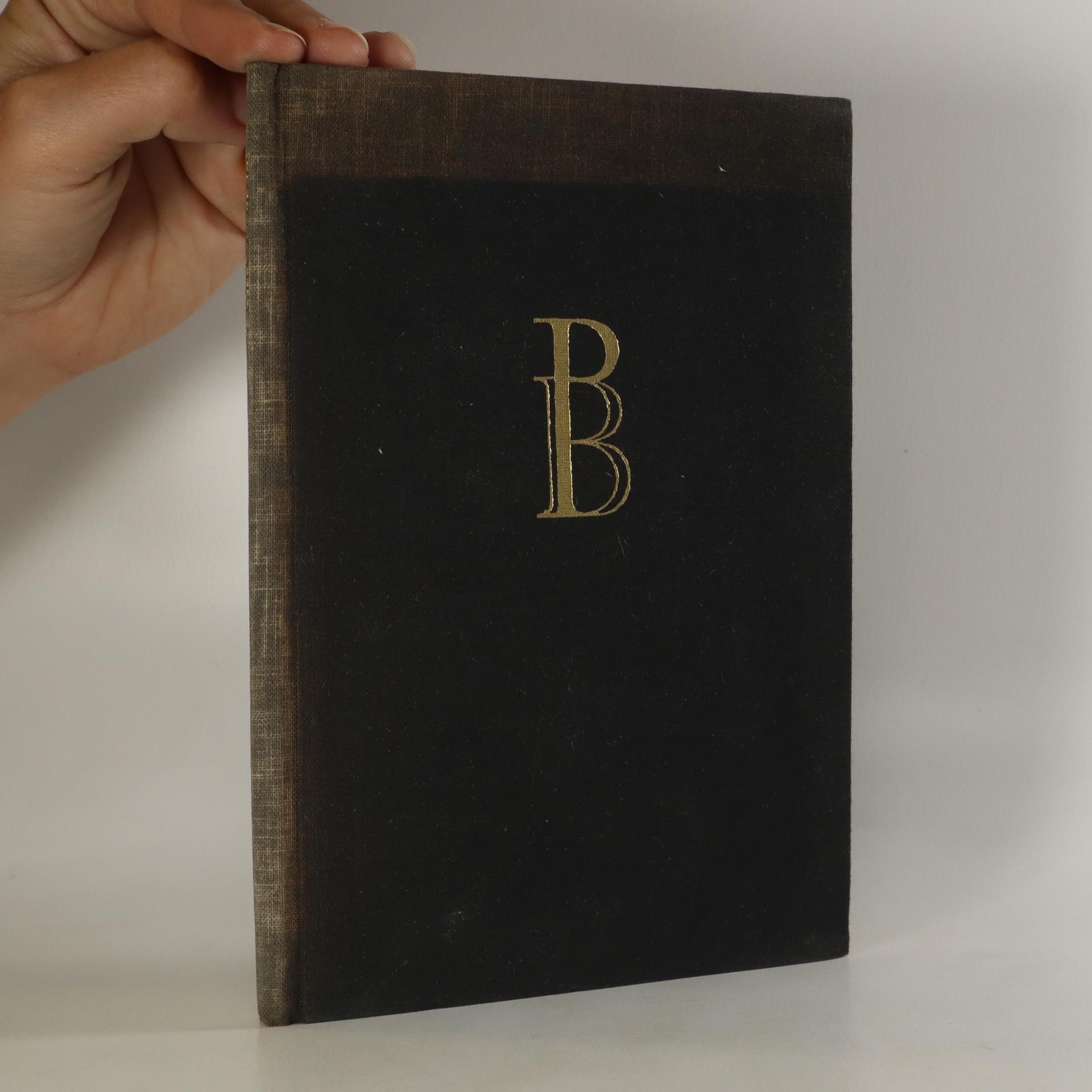antikvární kniha Verlaine, 1947