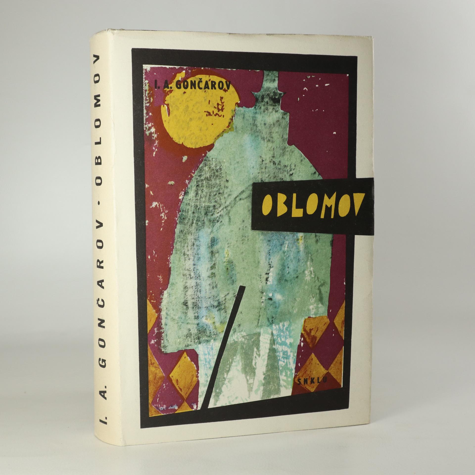 antikvární kniha Oblomov, 1963