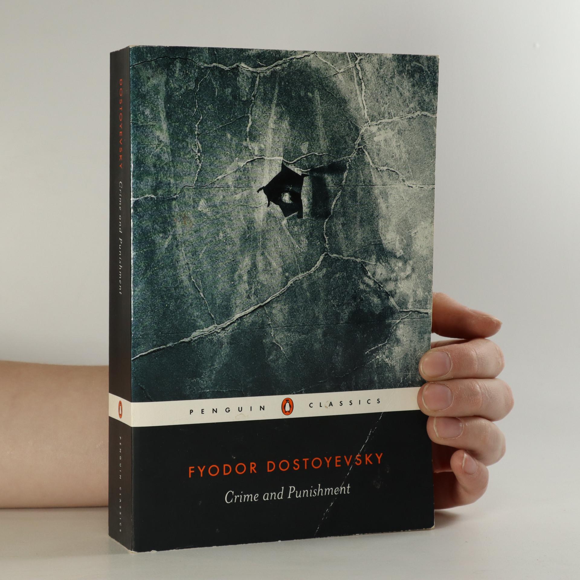 antikvární kniha Crime and Punishment, 2003