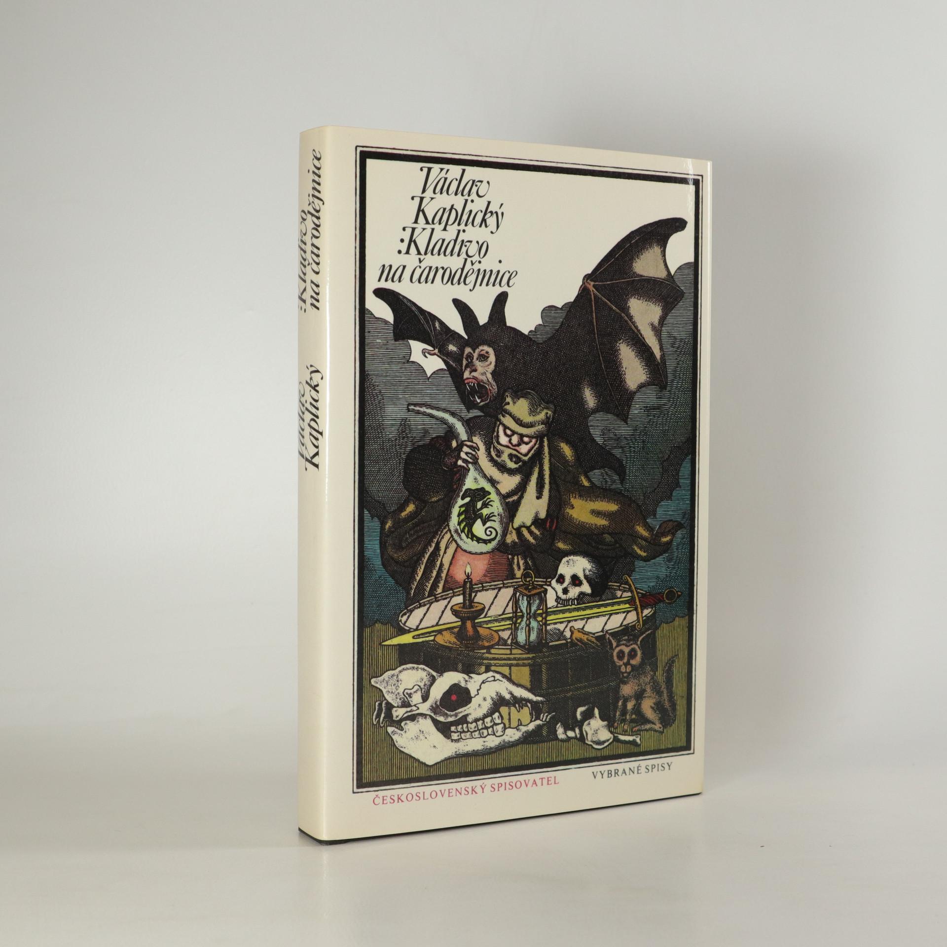 antikvární kniha Kladivo na čarodějnice, 1987