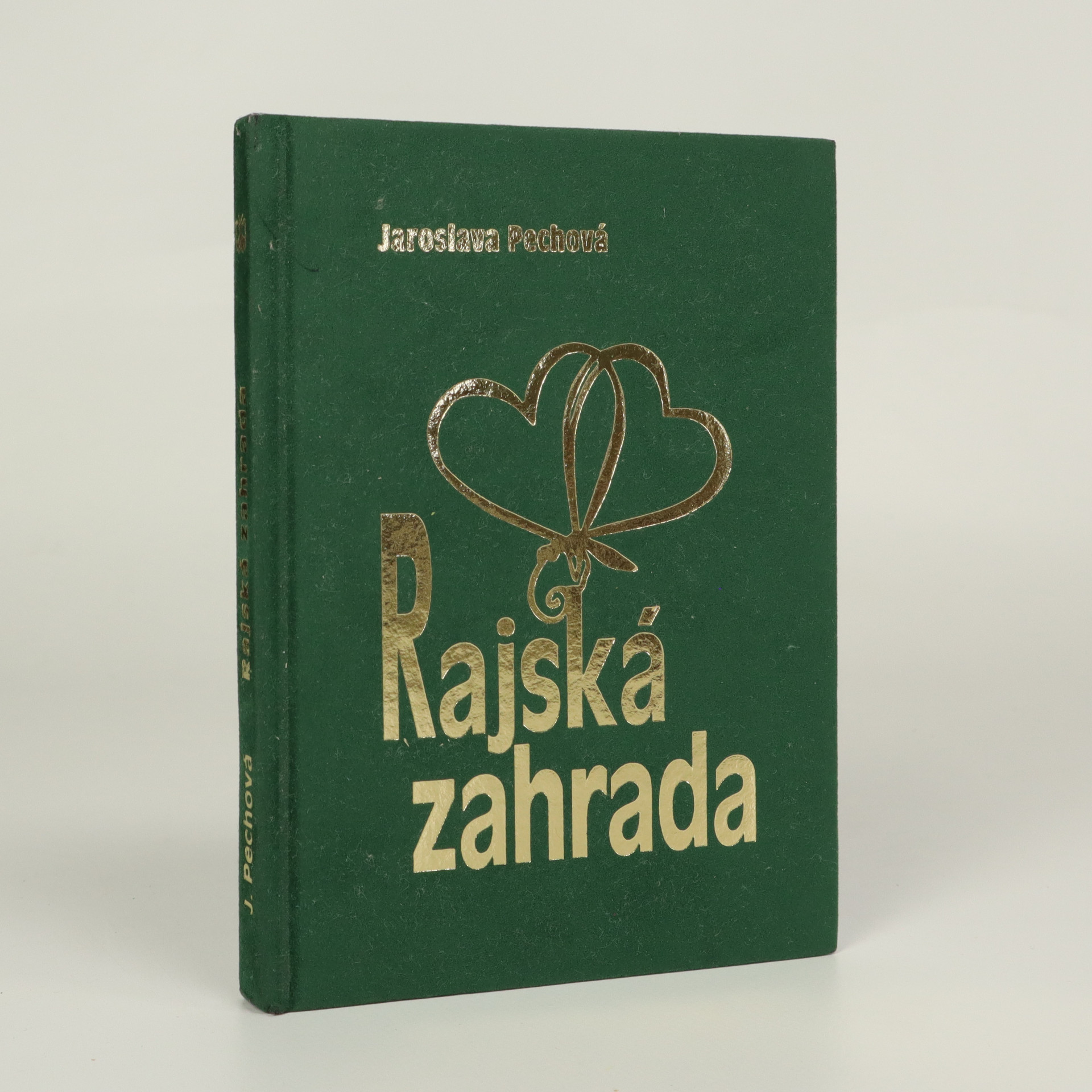 antikvární kniha Rajská zahrada, 2002