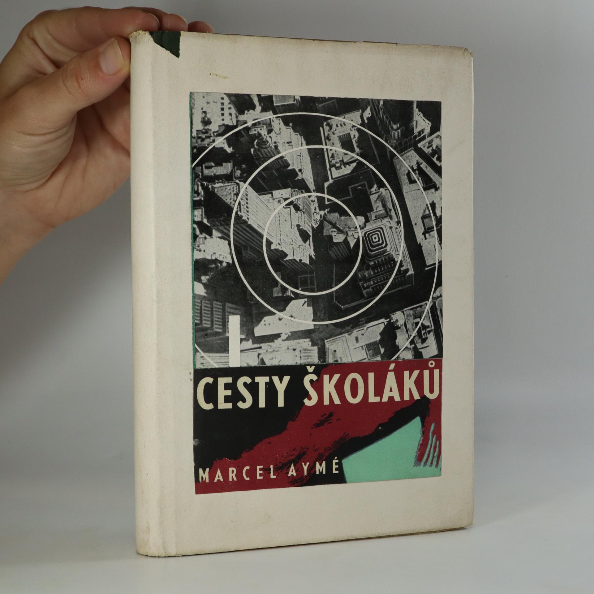 antikvární kniha Cesty školáků, 1947