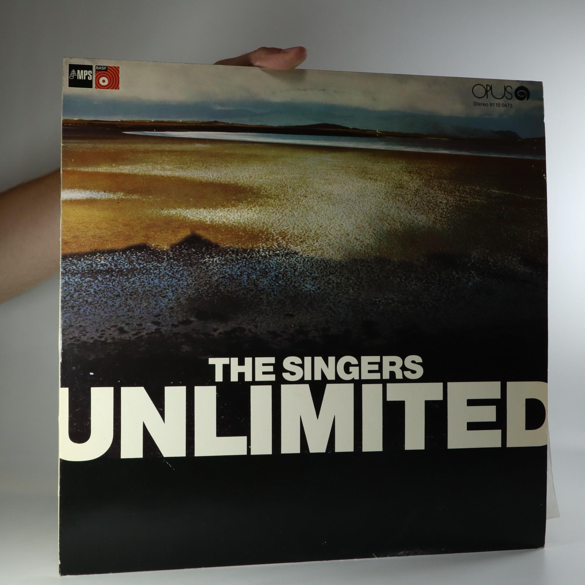 antikvární kniha The Singers Unlimited