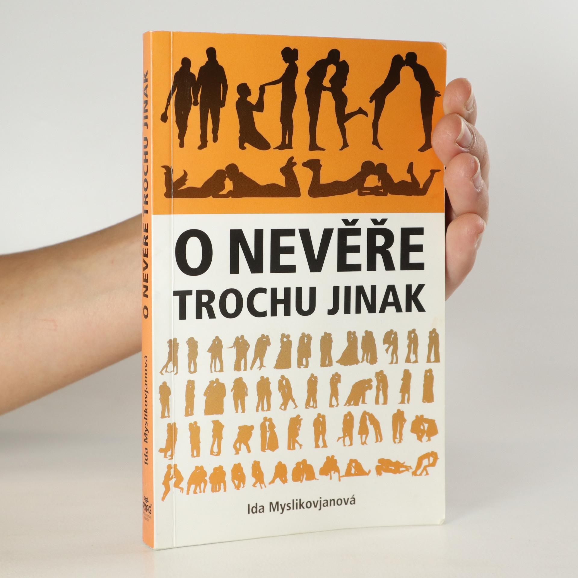 antikvární kniha O nevěře trochu jinak, 2011