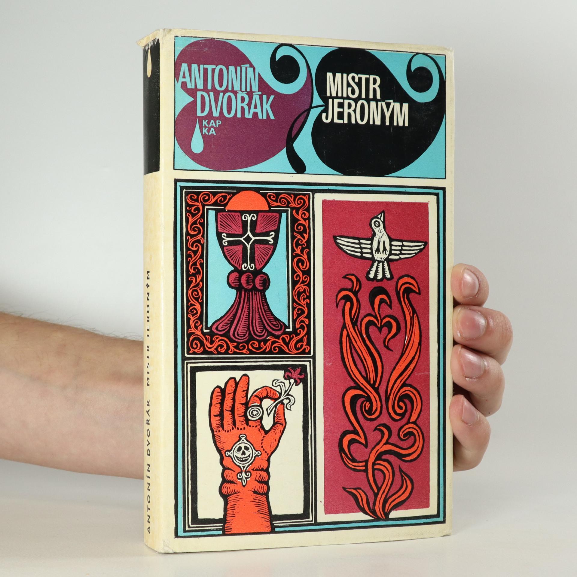 antikvární kniha Mistr Jeroným, 1980