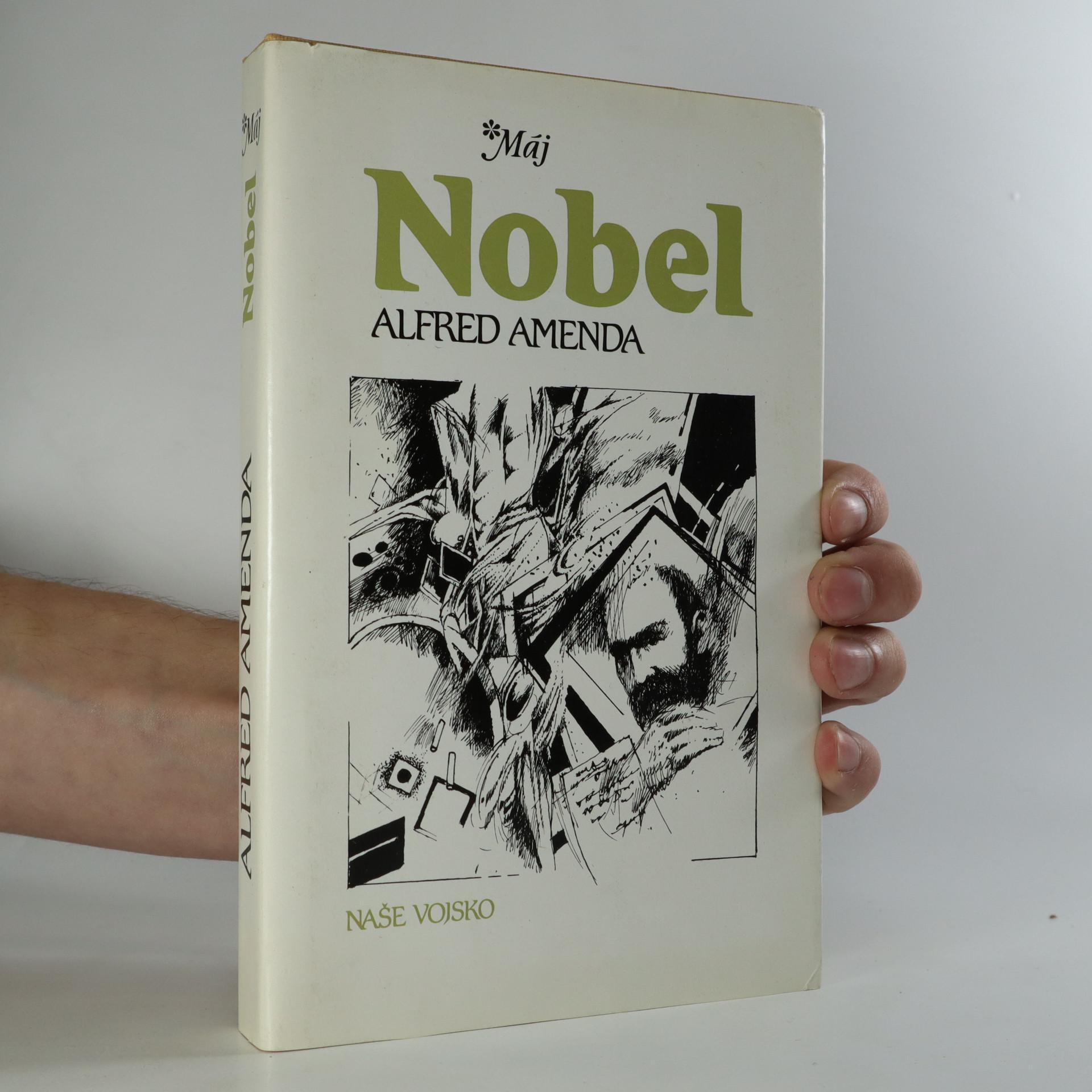 antikvární kniha Nobel, 1989