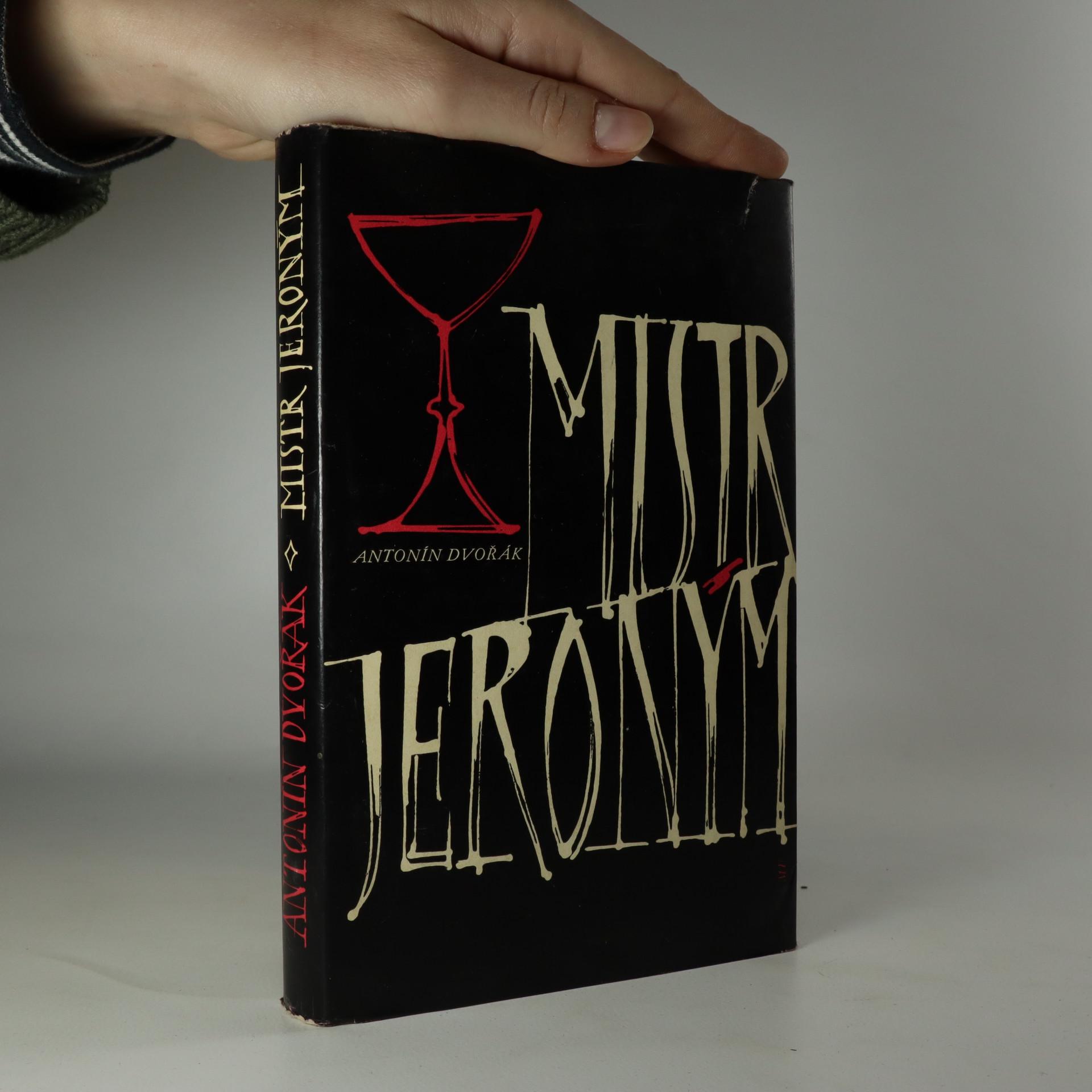 antikvární kniha Mistr Jeroným, 1961