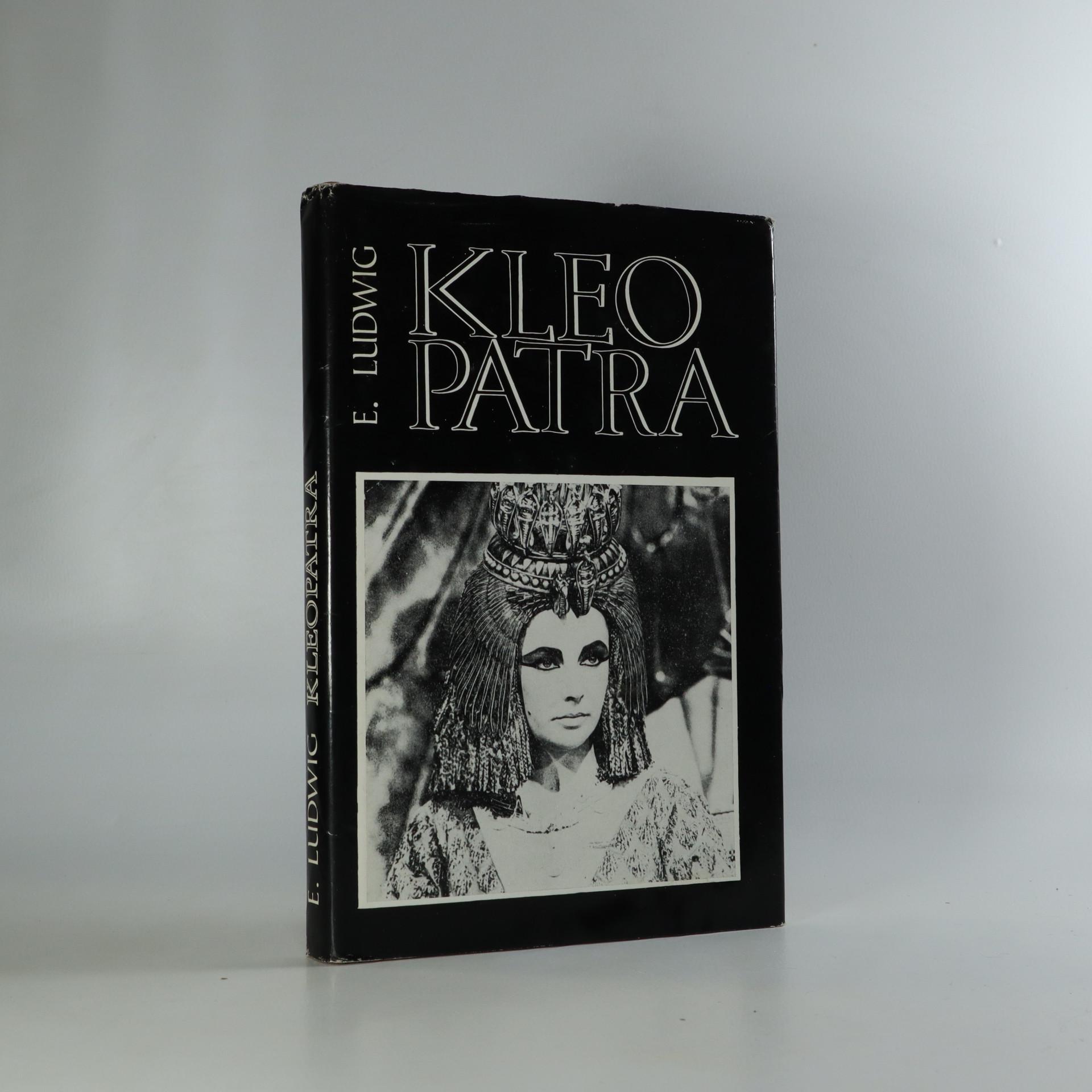 antikvární kniha Kleopatra, 1979