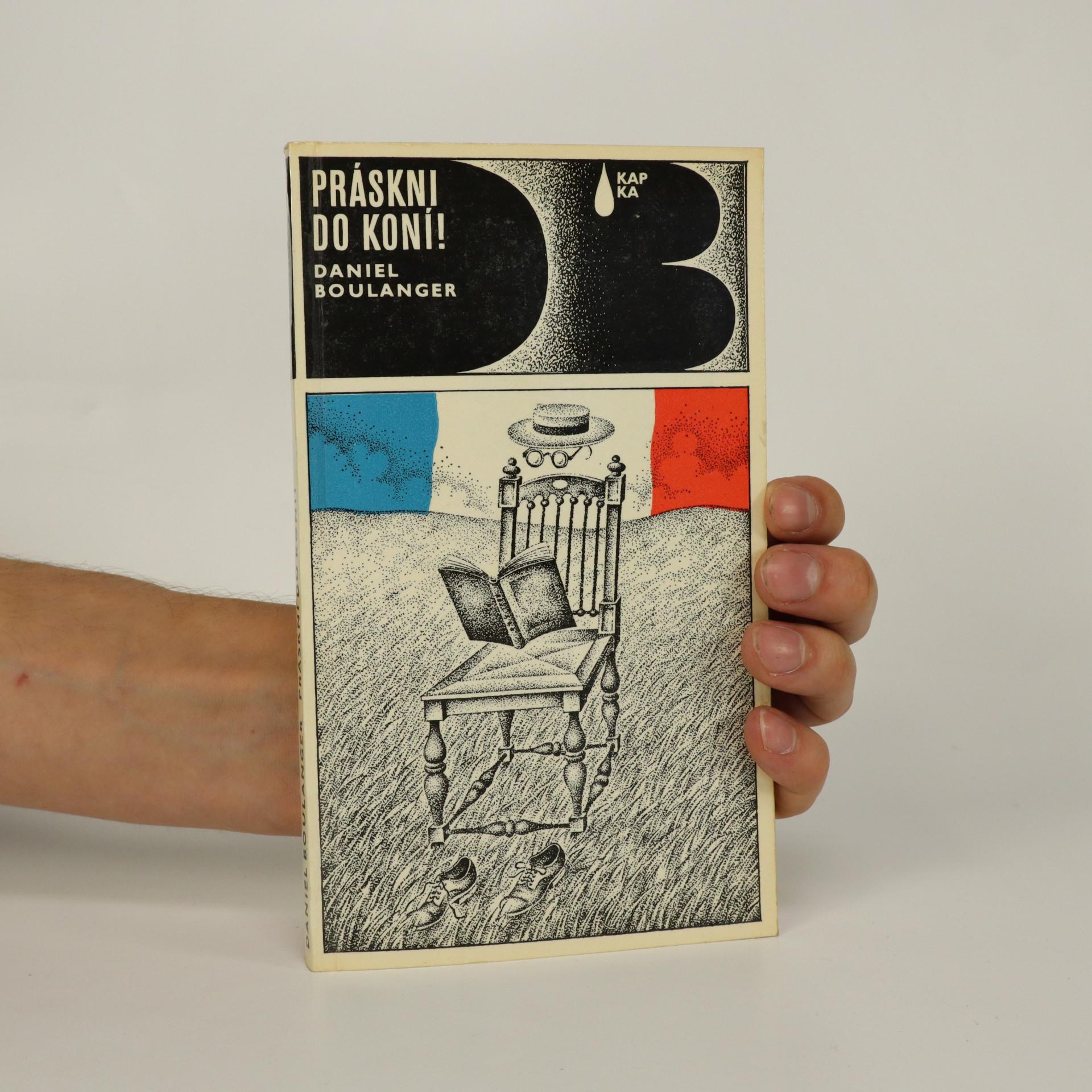 antikvární kniha Práskni do koní!, 1978