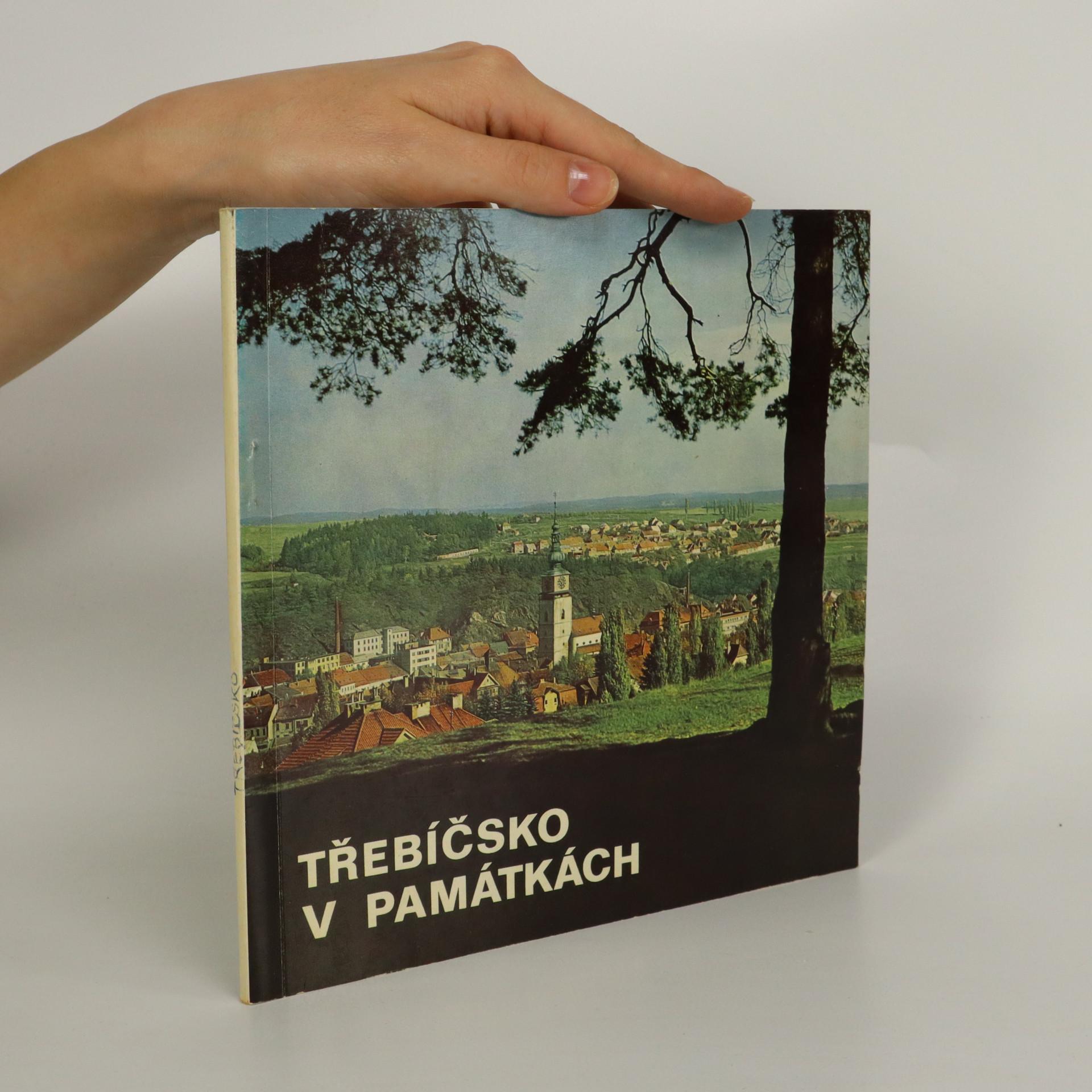 antikvární kniha Třebíčsko v památkách, neuveden