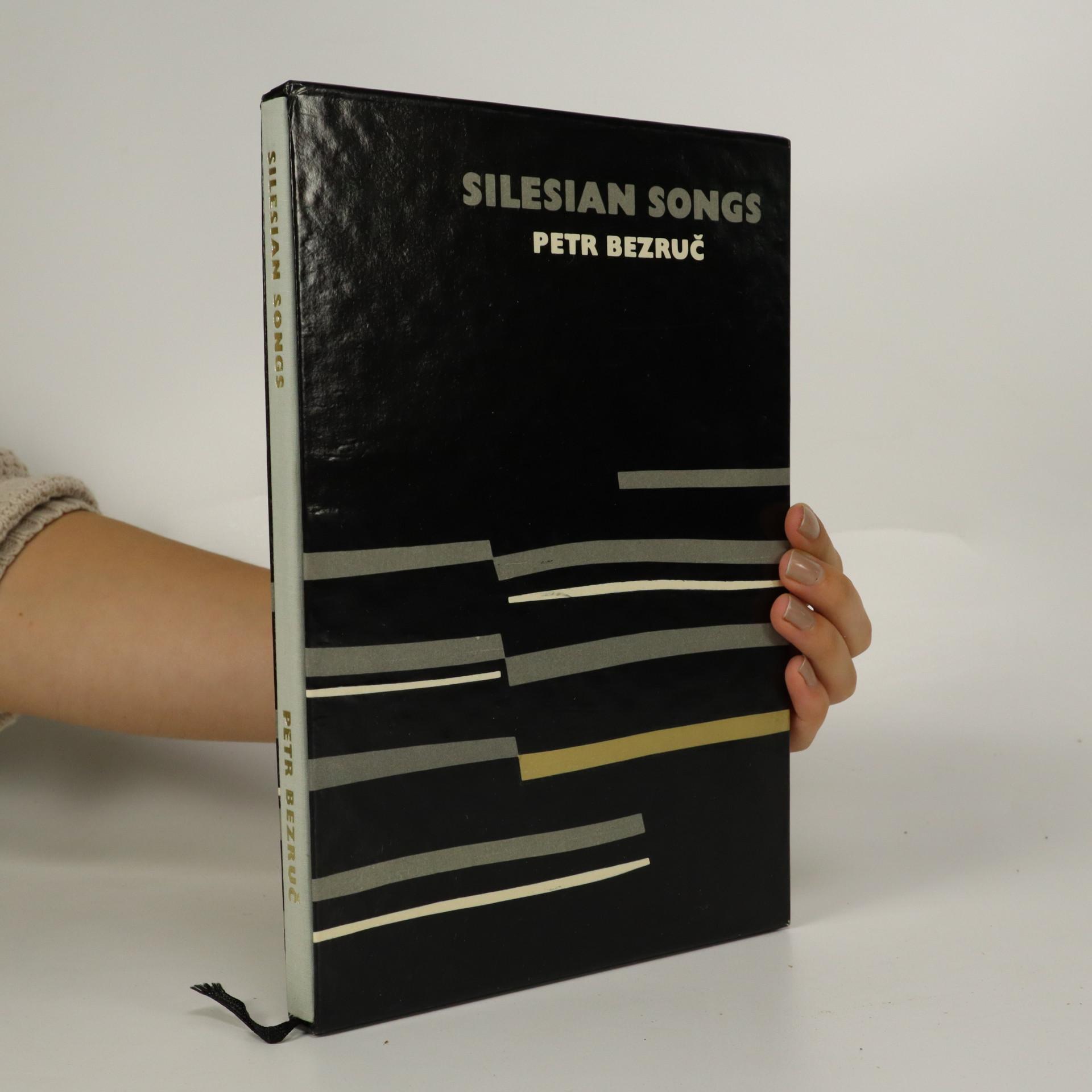 antikvární kniha Silesian songs, 1966