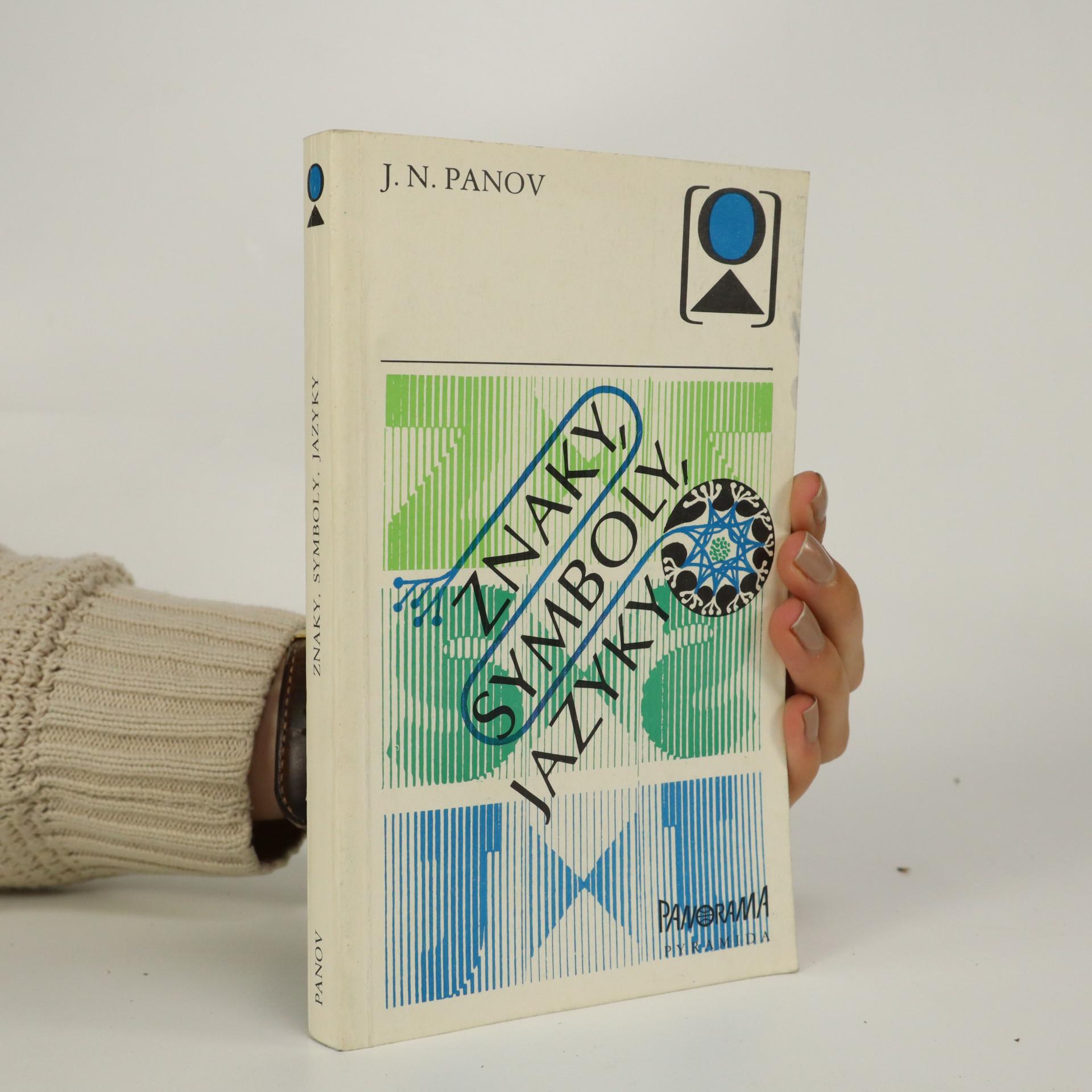 antikvární kniha Znaky, symboly, jazyky, 1987