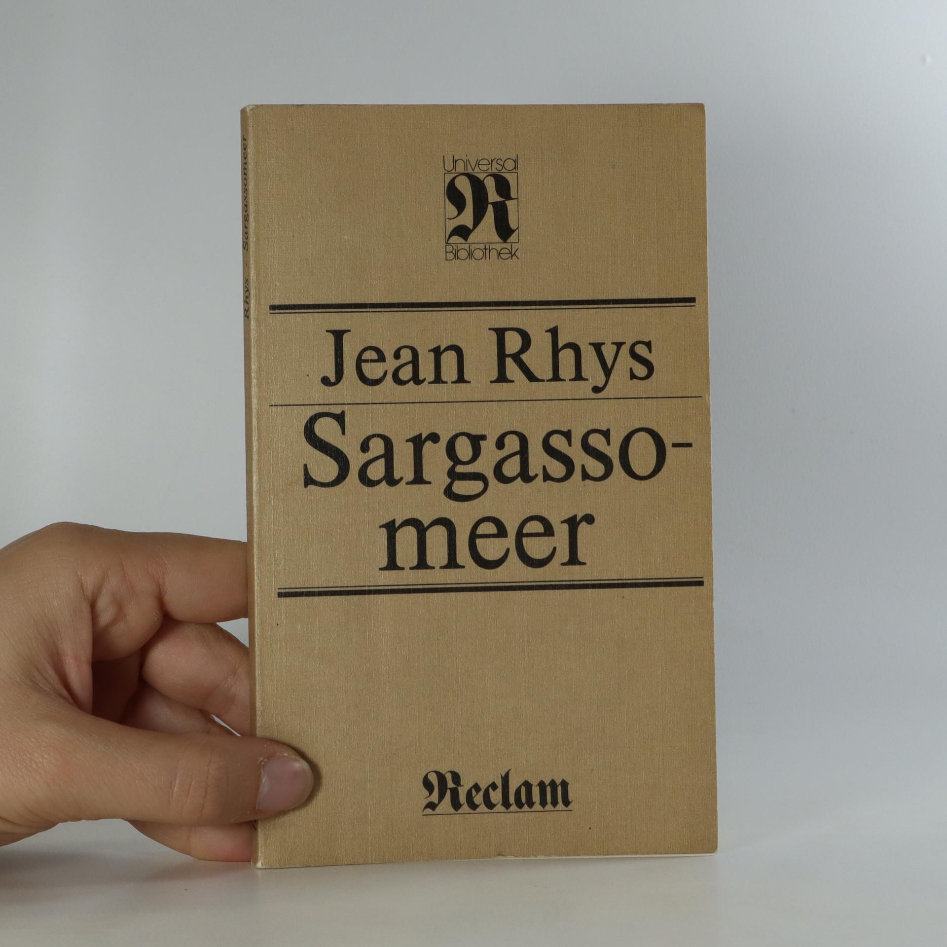 antikvární kniha Sargassomeer, 1986