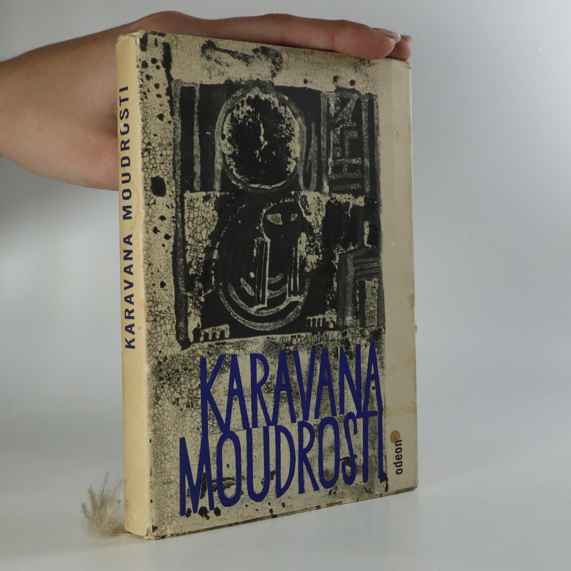 antikvární kniha Karavana moudrosti. Orientální přísloví, 1968