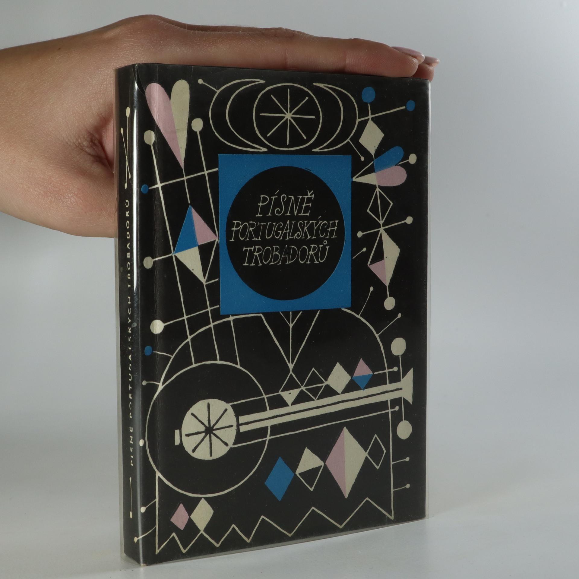 antikvární kniha Písně portugalských trobadorů, 1983
