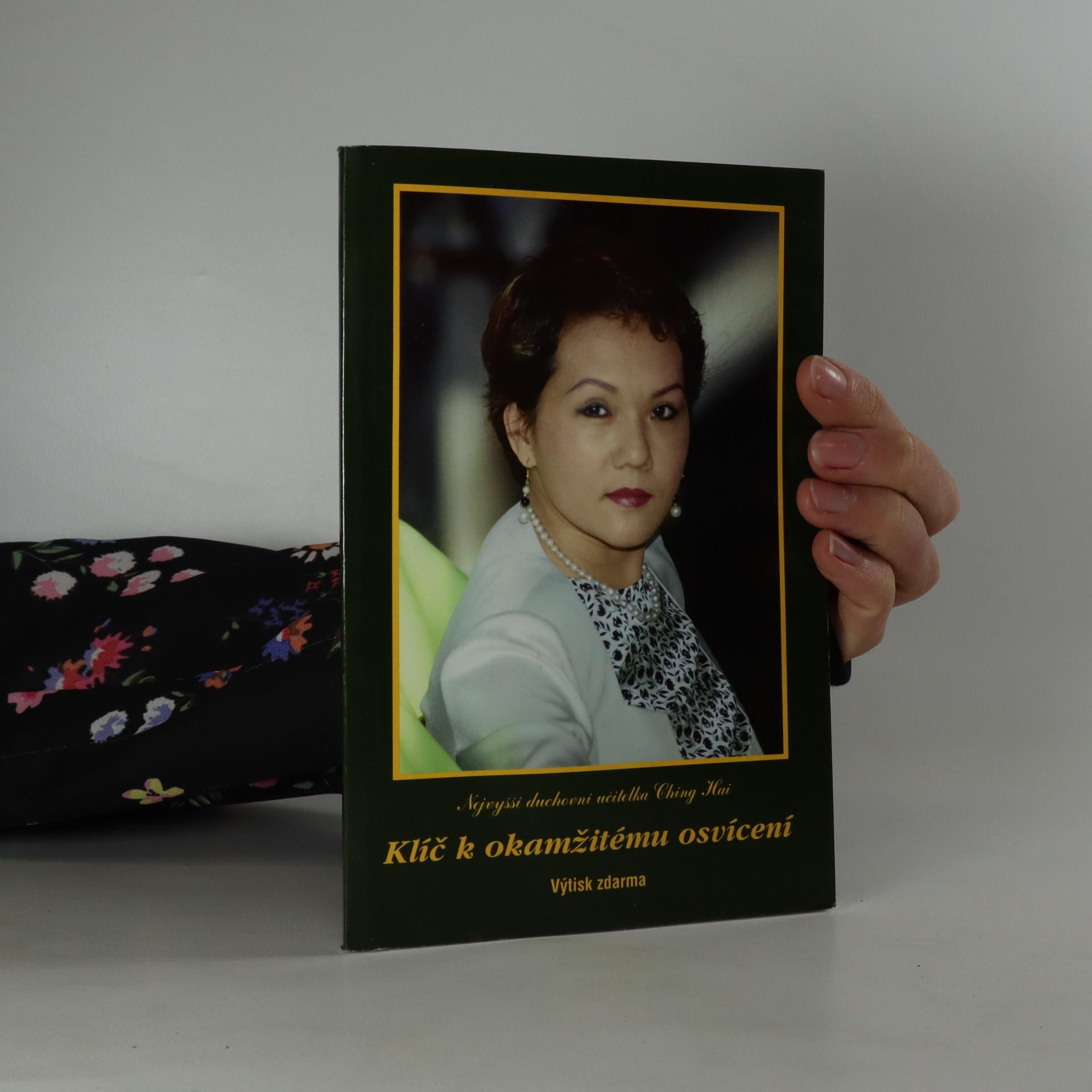 antikvární kniha Klíč k okamžitému osvícení, 1995