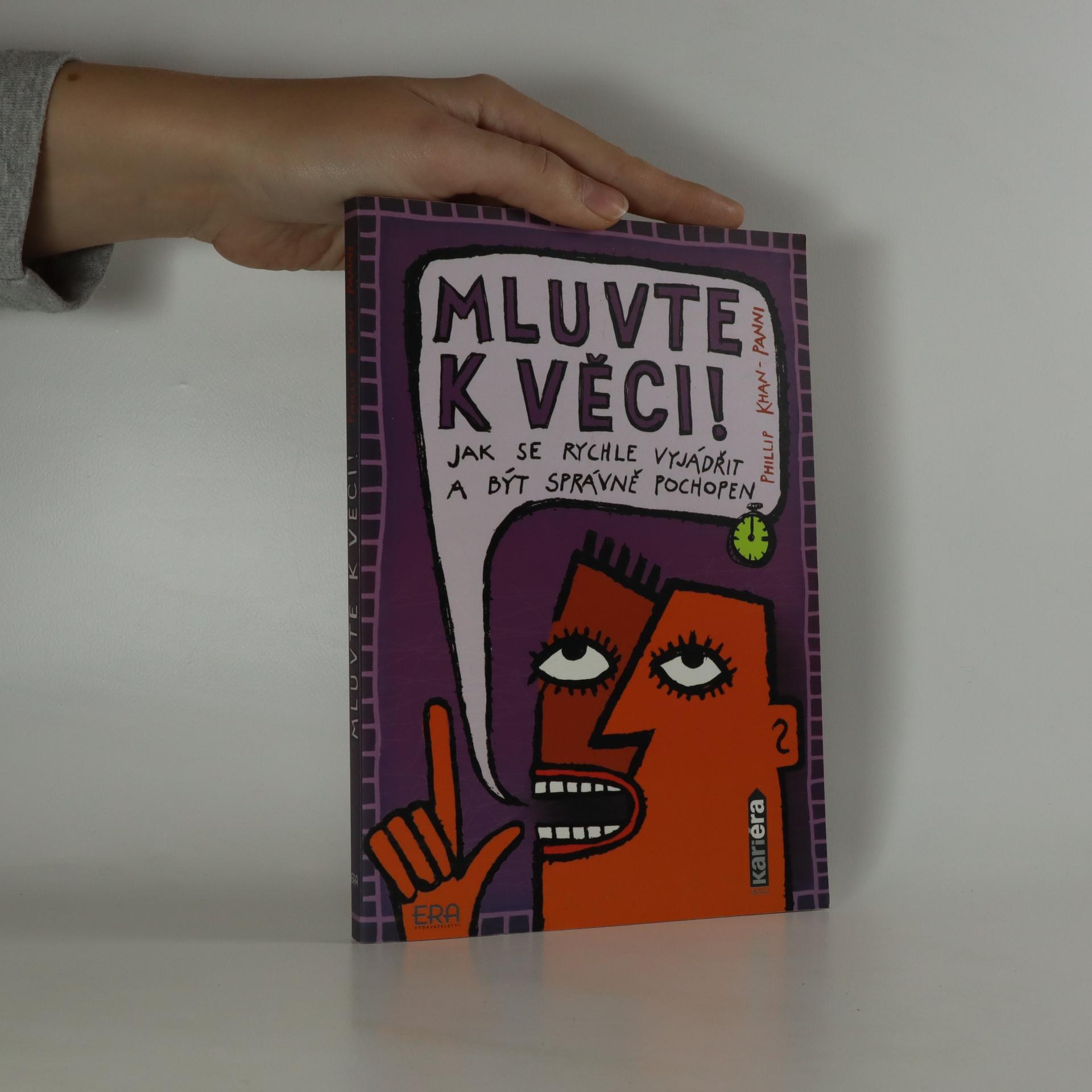 antikvární kniha Mluvte k věci!, 2002