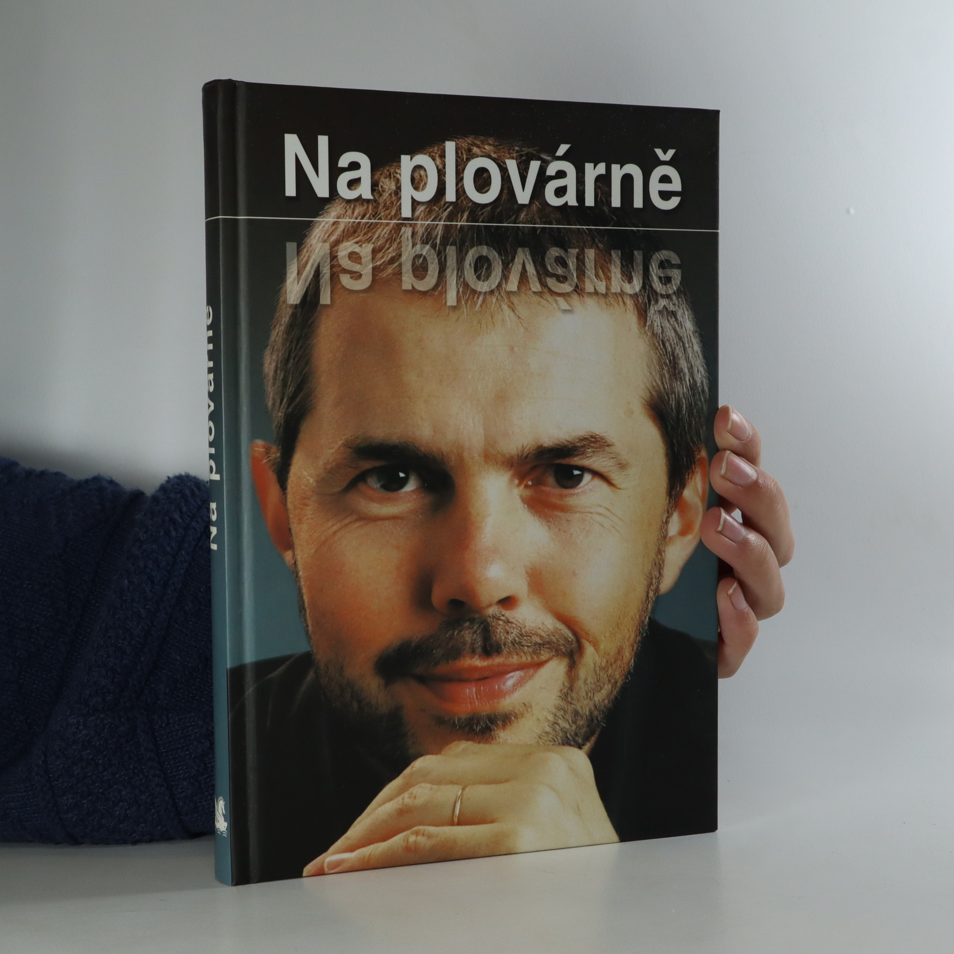 antikvární kniha Na plovárně, 2004