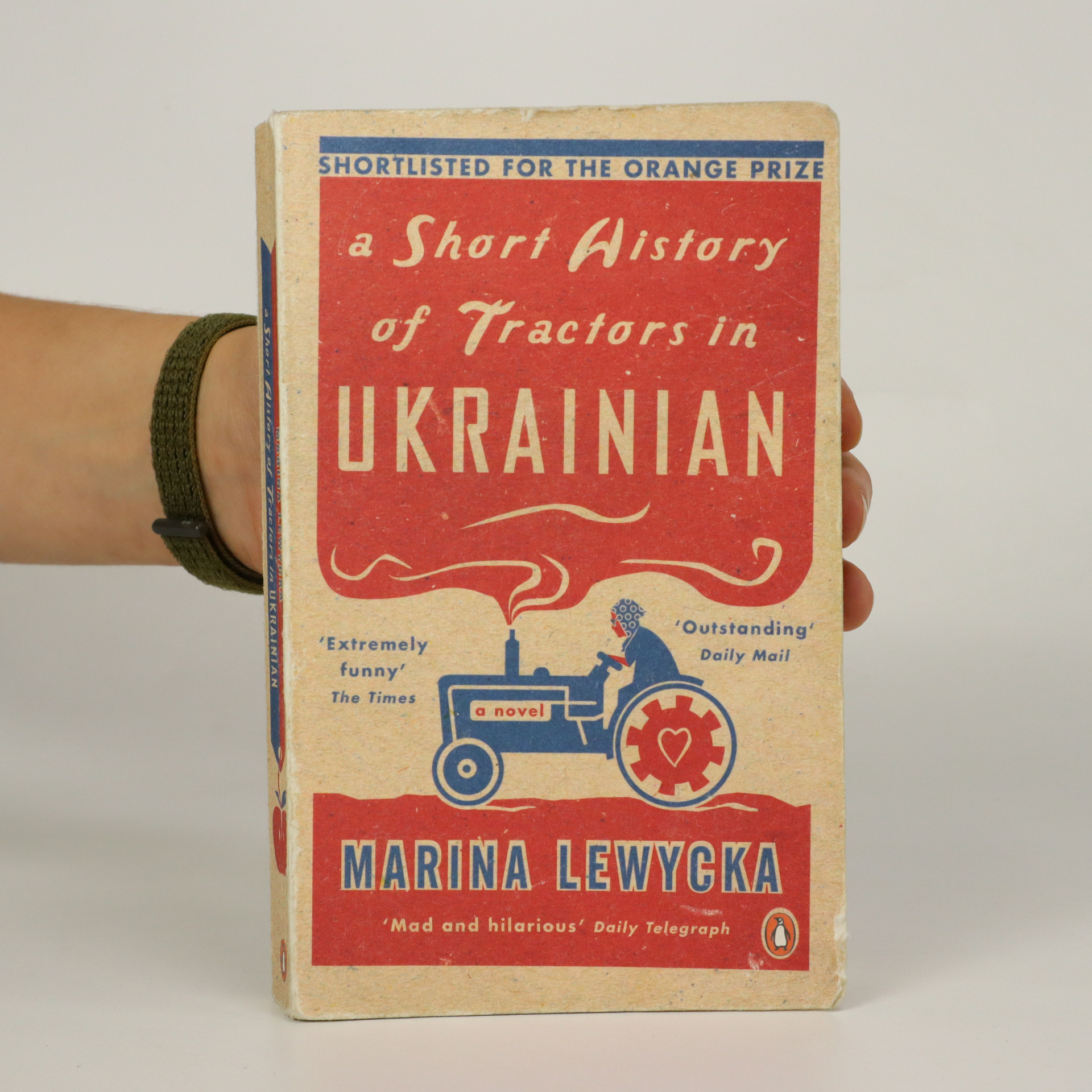 antikvární kniha A Short History of Tractors in Ukrainian, 2006