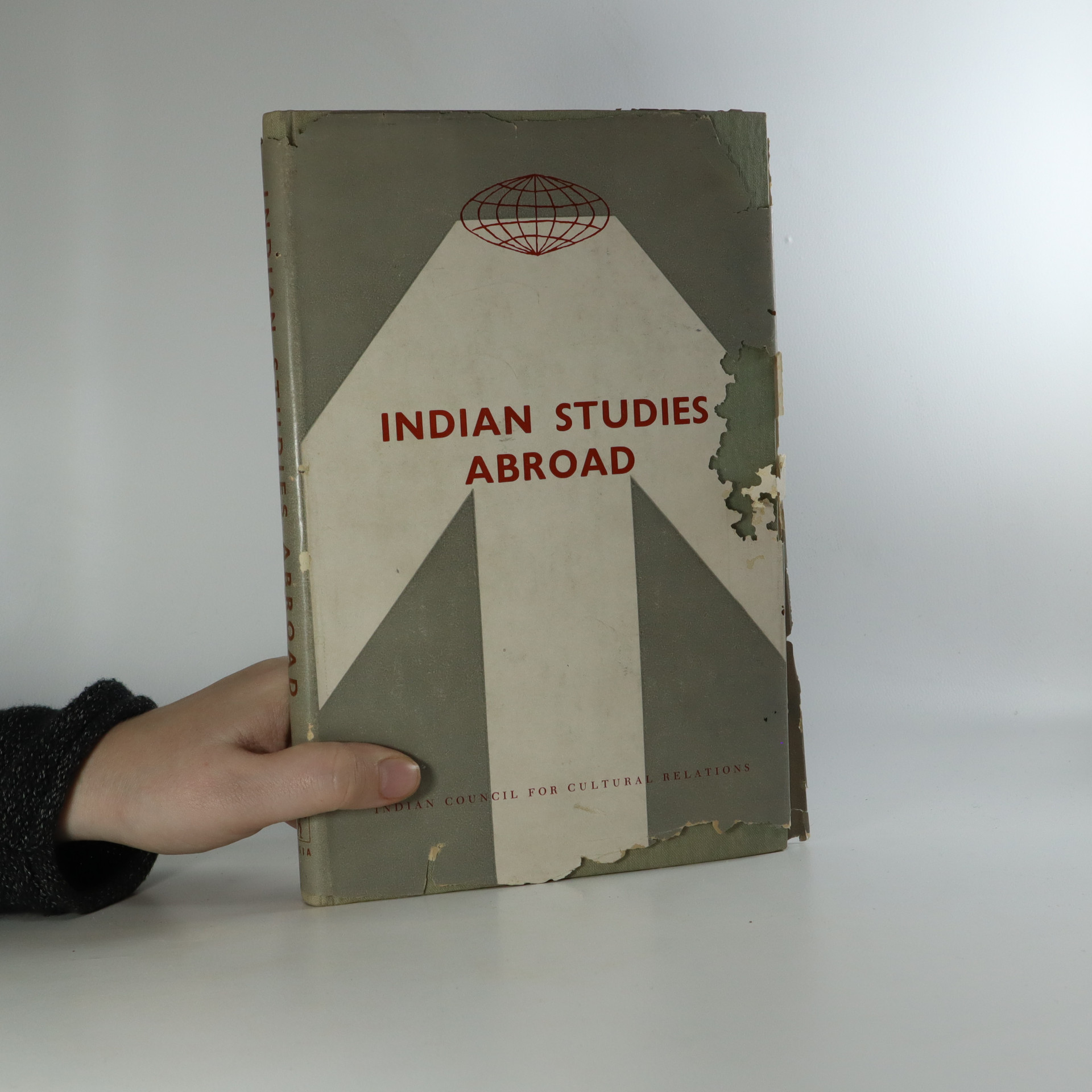 antikvární kniha Indian studies abroad, 1964