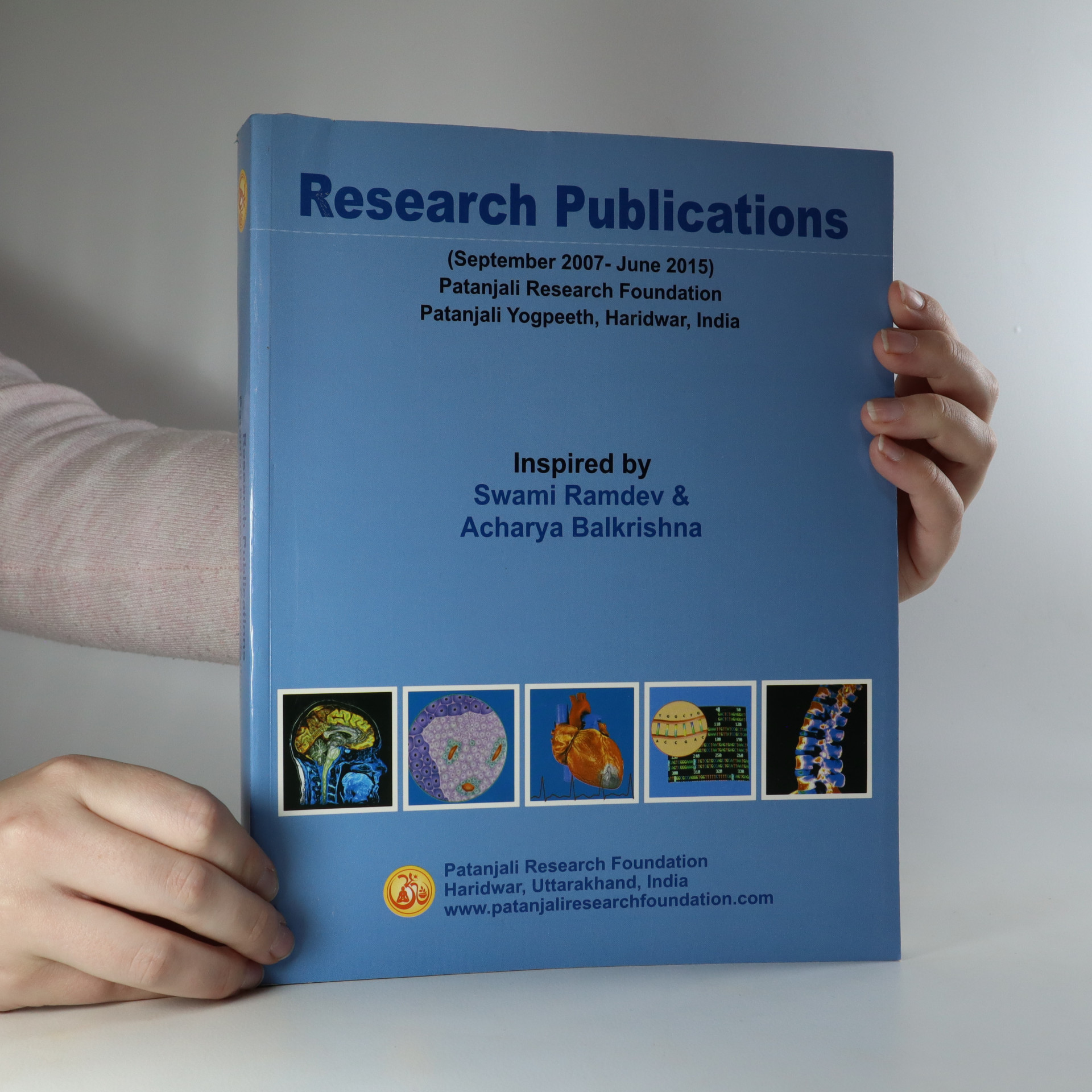 antikvární kniha Research Publications, 2007-2015