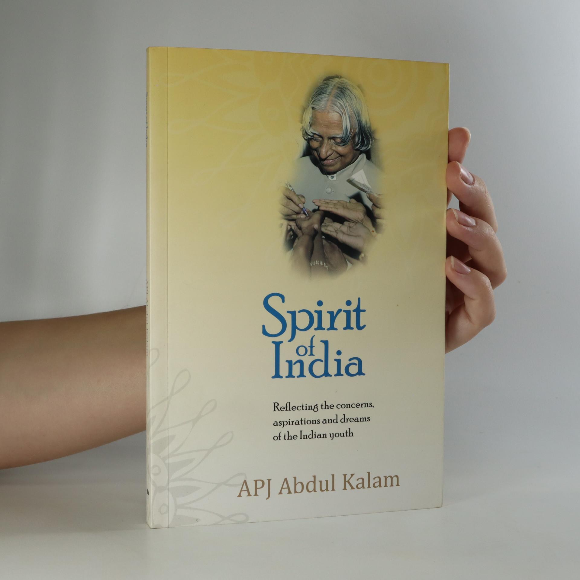 antikvární kniha Spirit of India, 2010