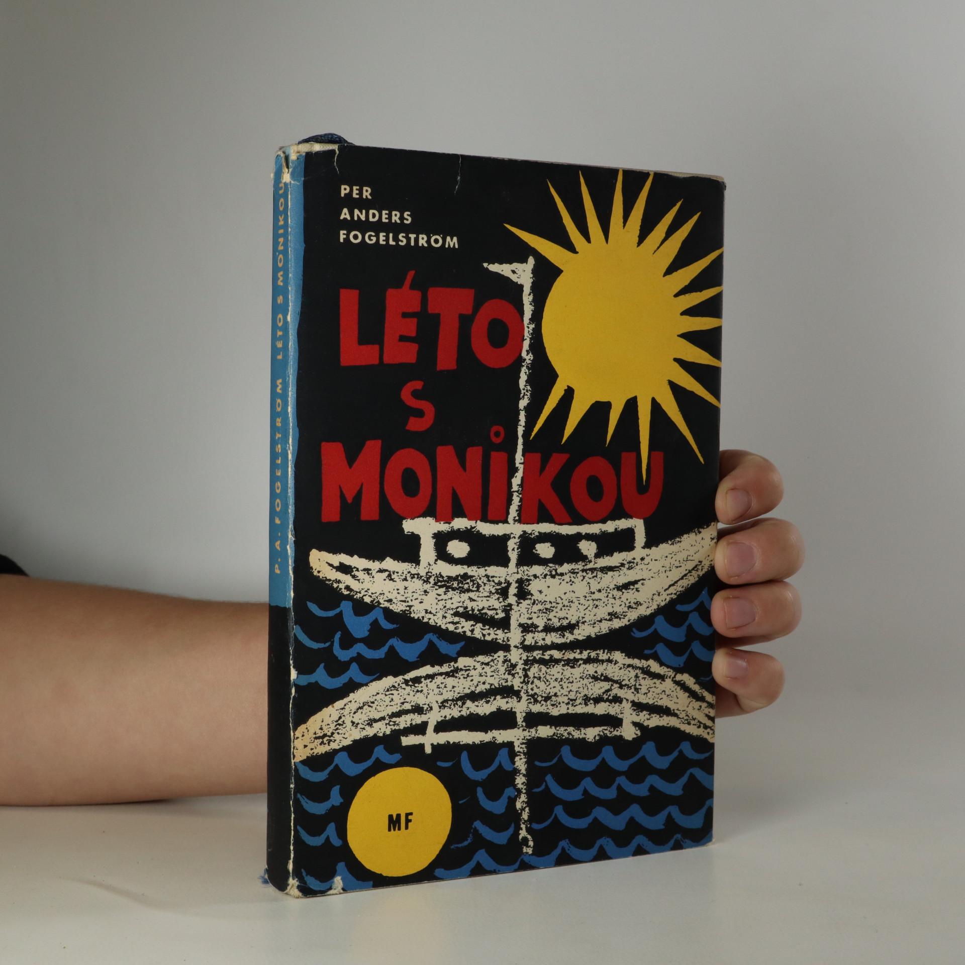 antikvární kniha Léto s Monikou, 1960