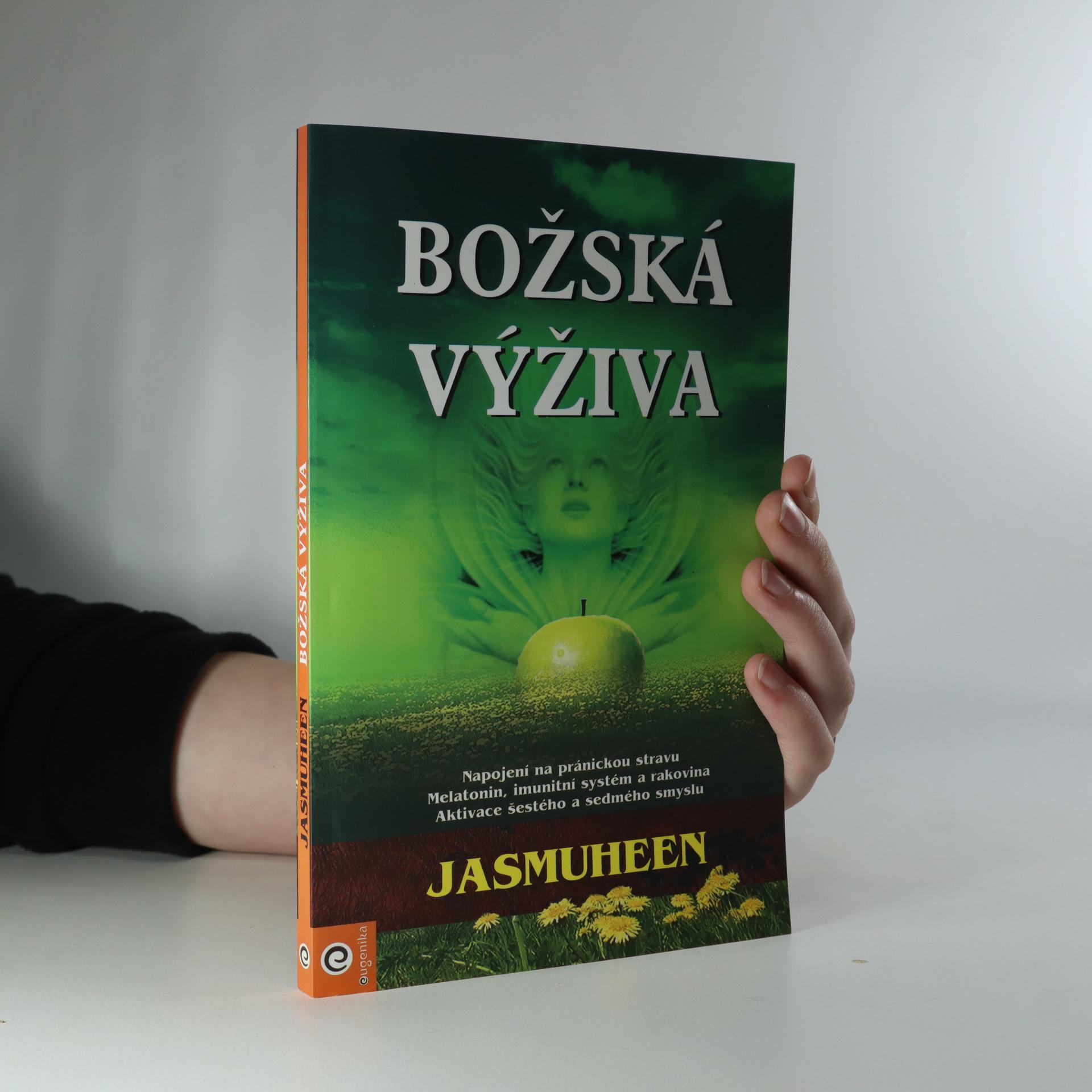 antikvární kniha Božská výživa, 2005
