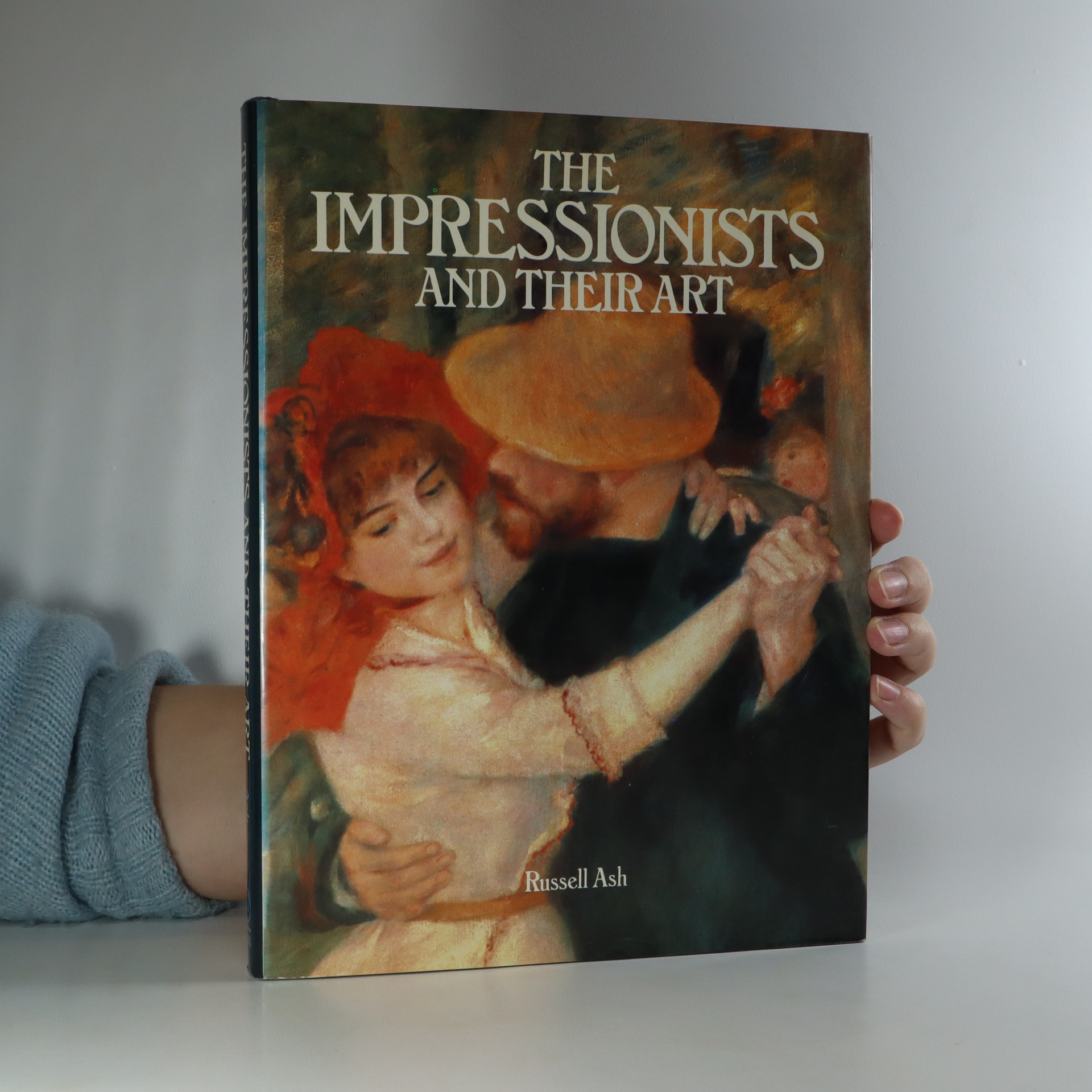 antikvární kniha The Impressionists and Their Art , 1980