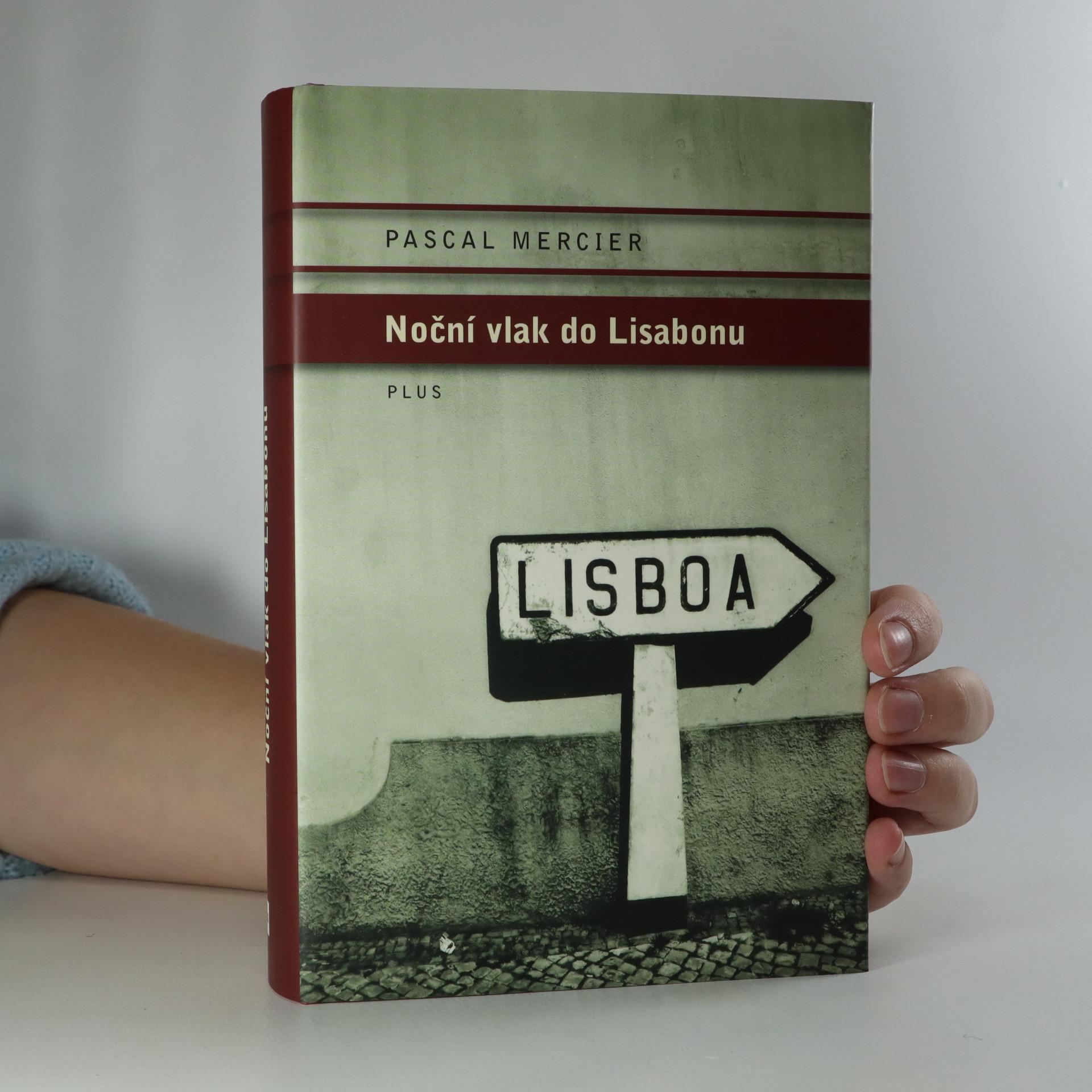 antikvární kniha Noční vlak do Lisabonu, 2011