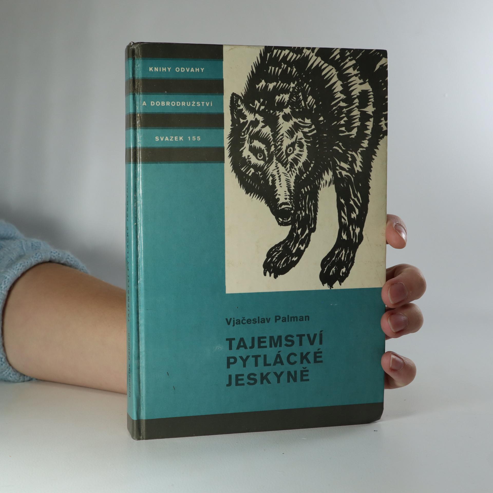 antikvární kniha Tajemství pytlácké jeskyně, 1981