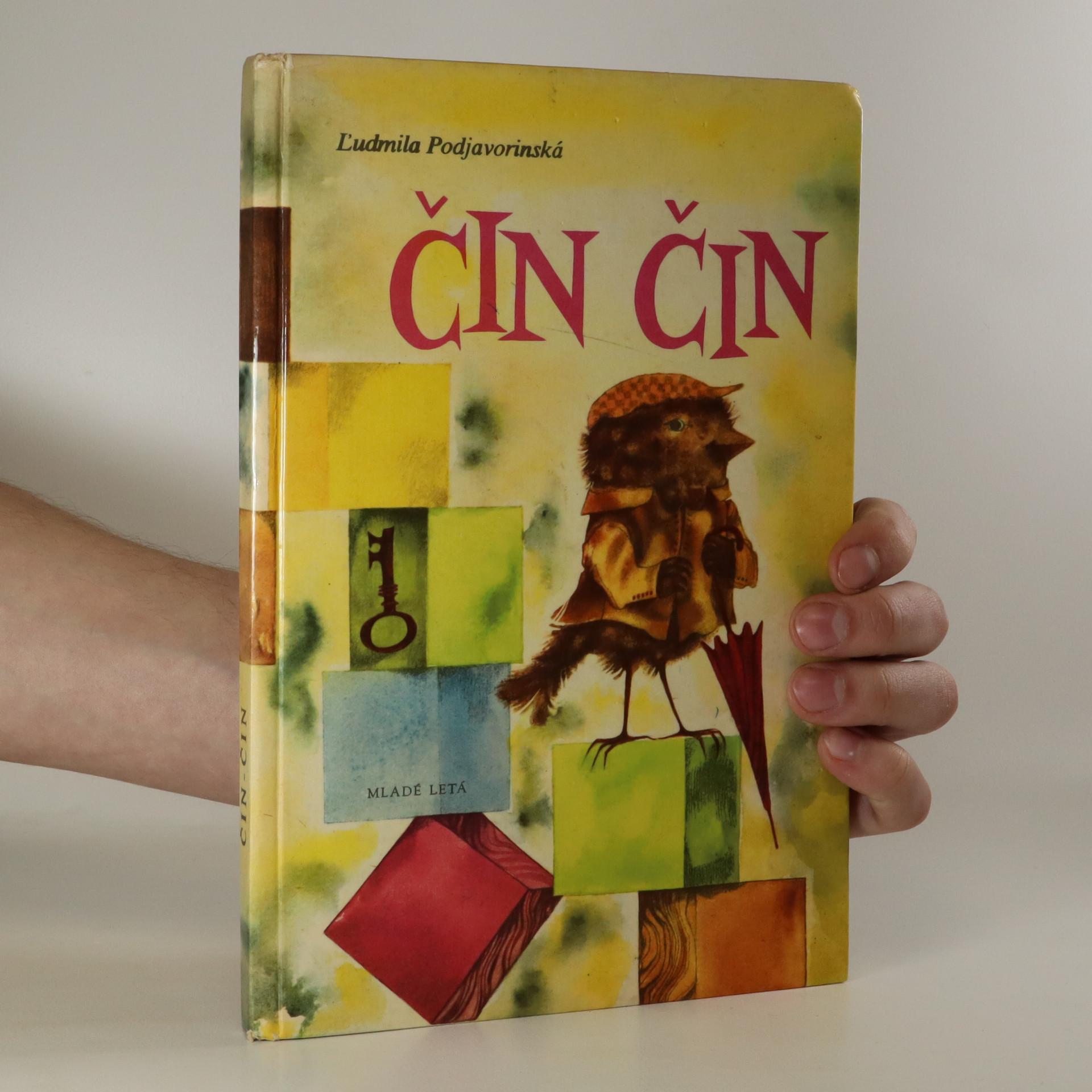 antikvární kniha Čin-čin, 1977