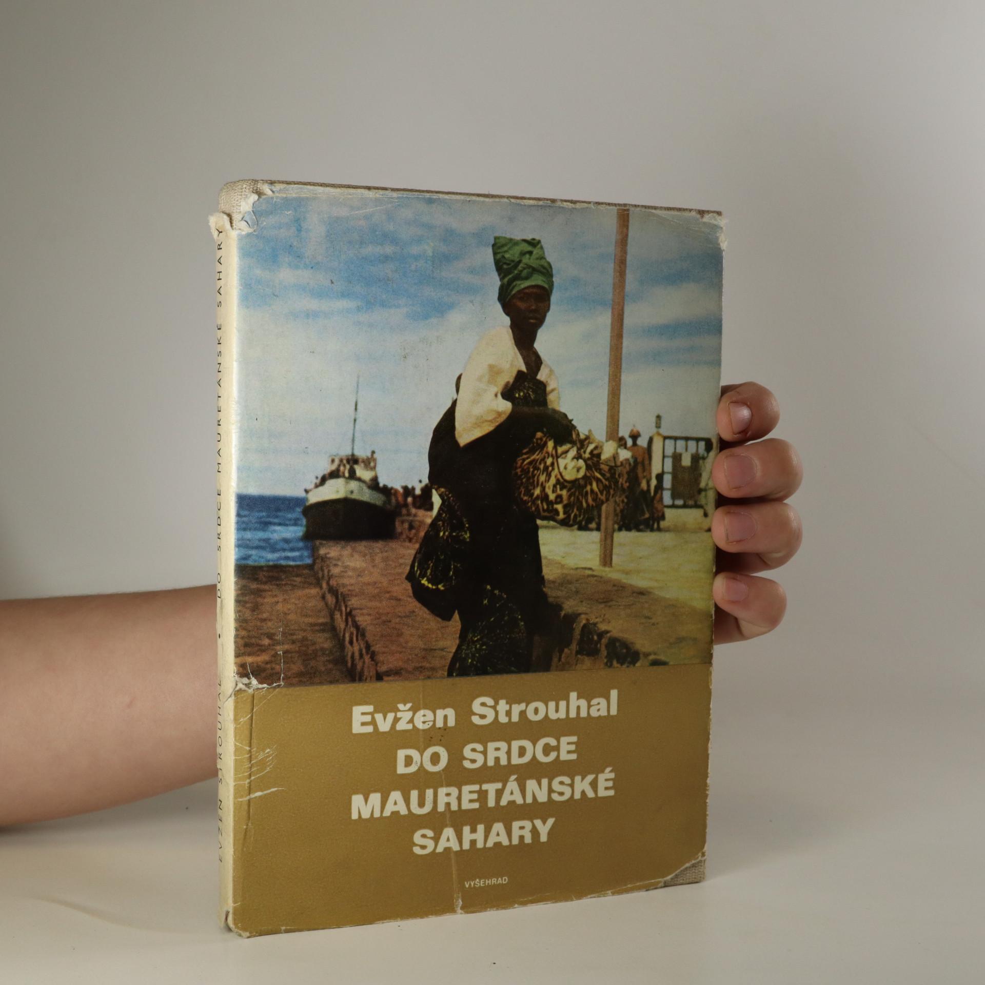 antikvární kniha Do srdce mauretánské Sahary, 1974