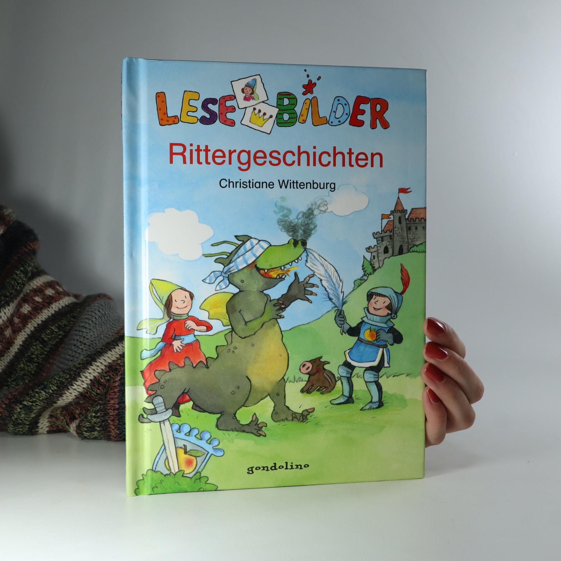 antikvární kniha Rittergeschichten, 2007