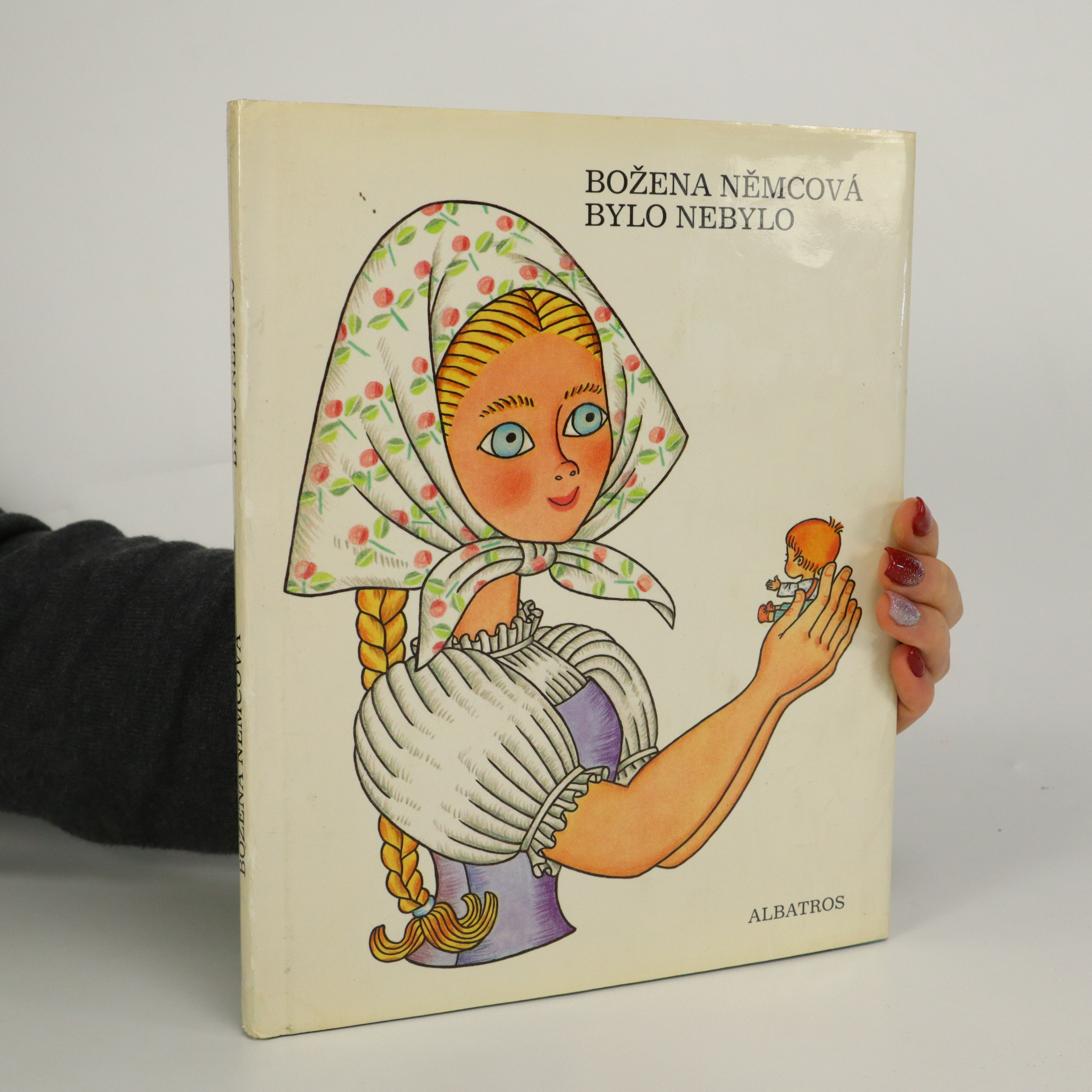 antikvární kniha Bylo nebylo , 1984