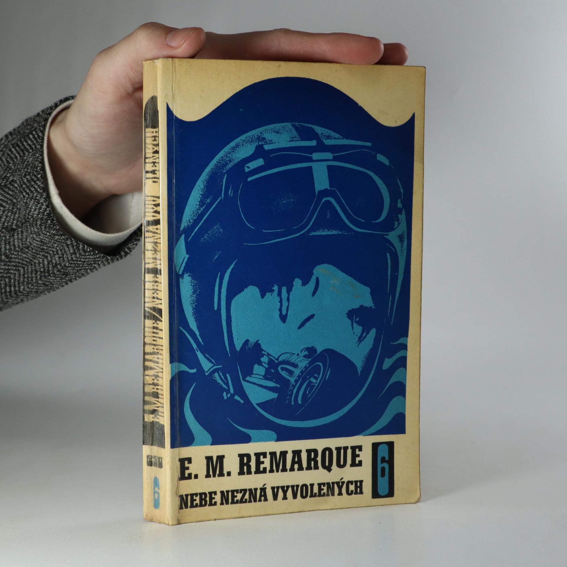 antikvární kniha Nebe nezná vyvolených, 1969