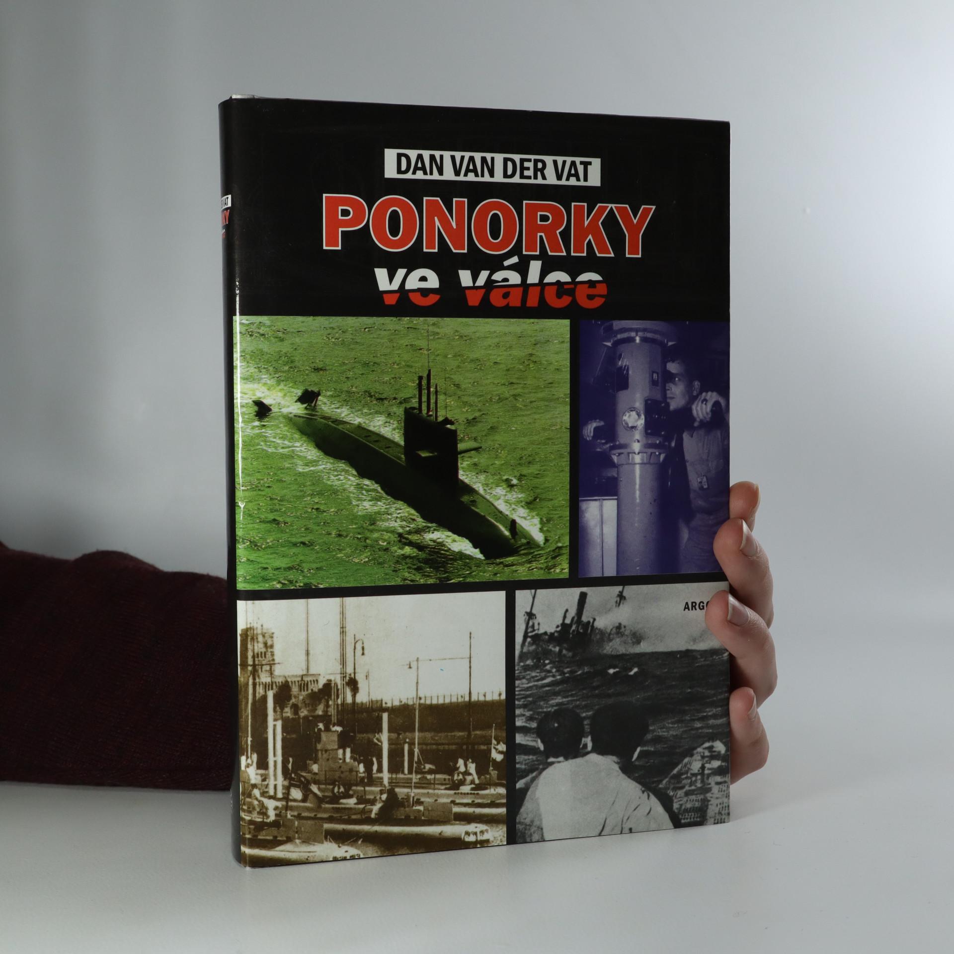 antikvární kniha Ponorky ve válce, 1997