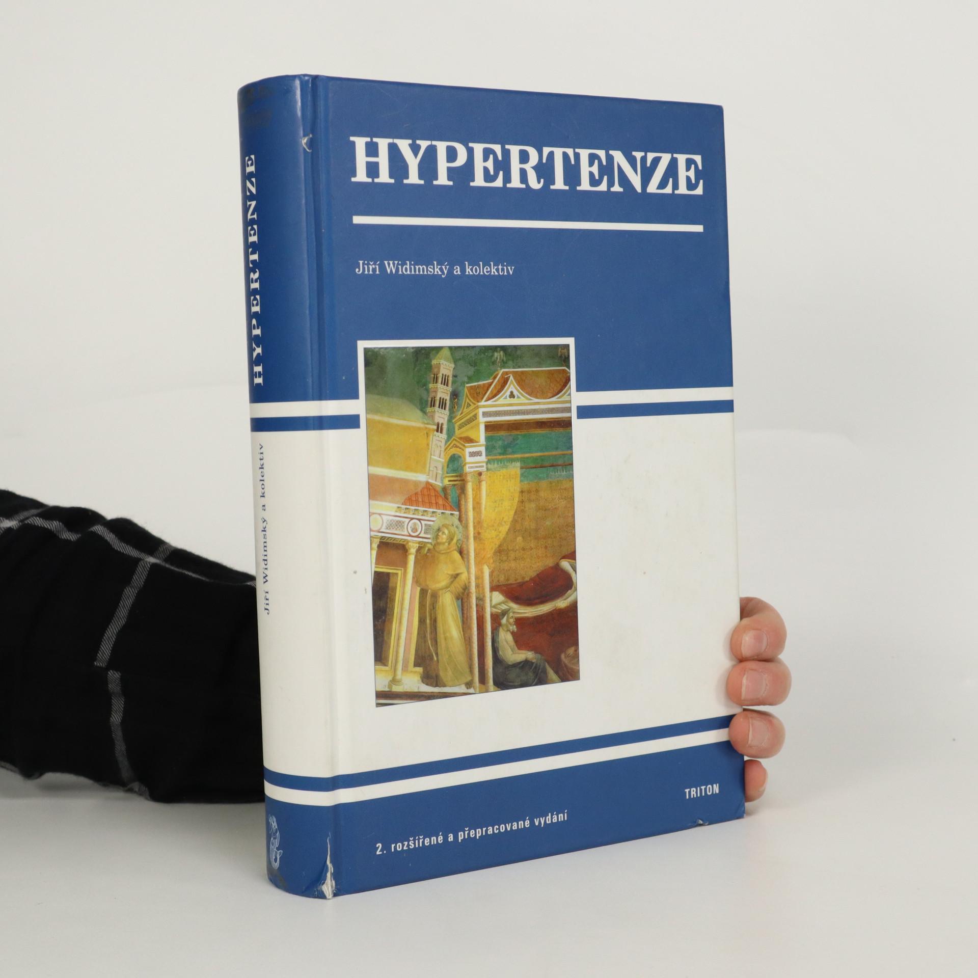 antikvární kniha Hypertenze, 2004
