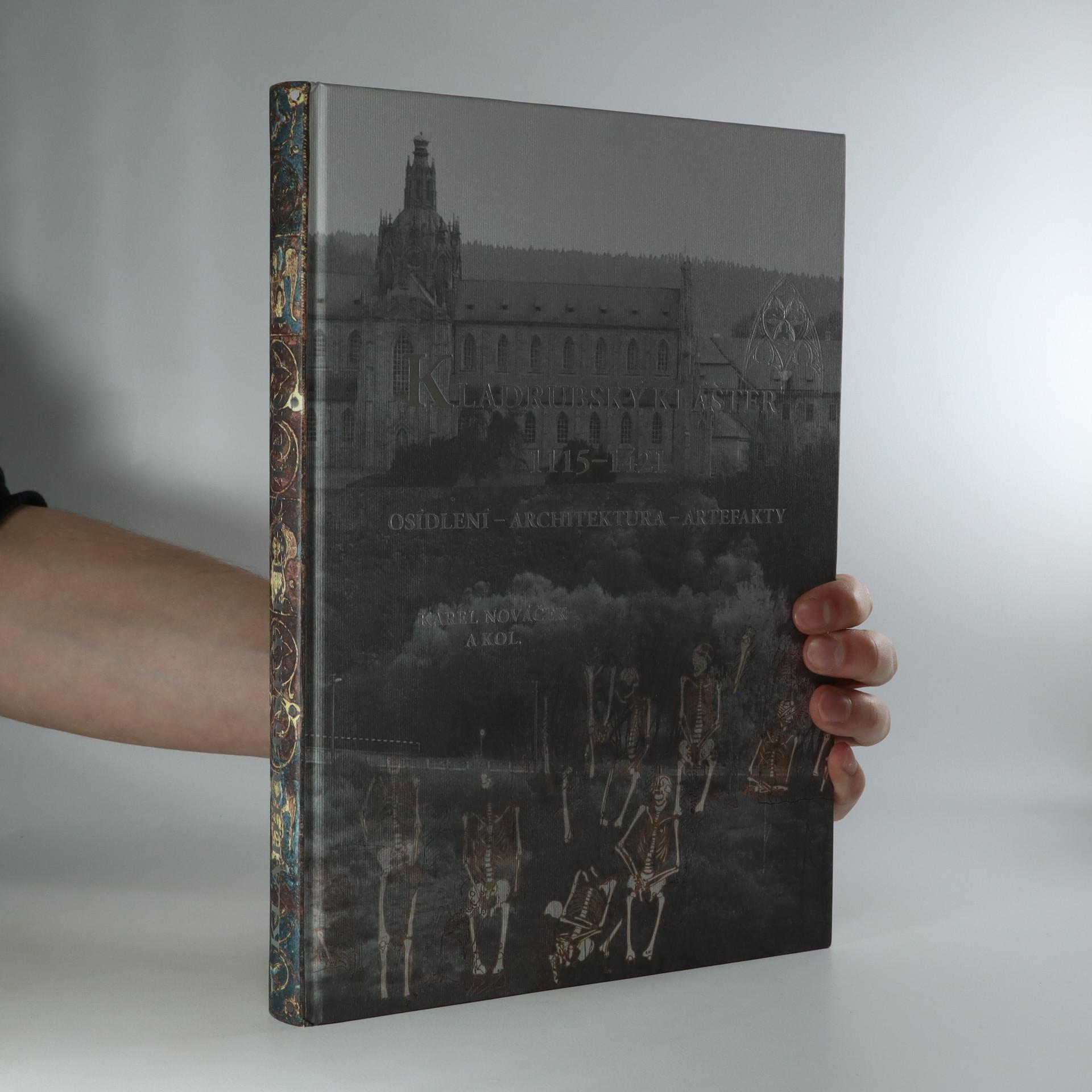 antikvární kniha Kladrubský klášter 1115-1421. Osídlení, architektura, artefakty, 2010