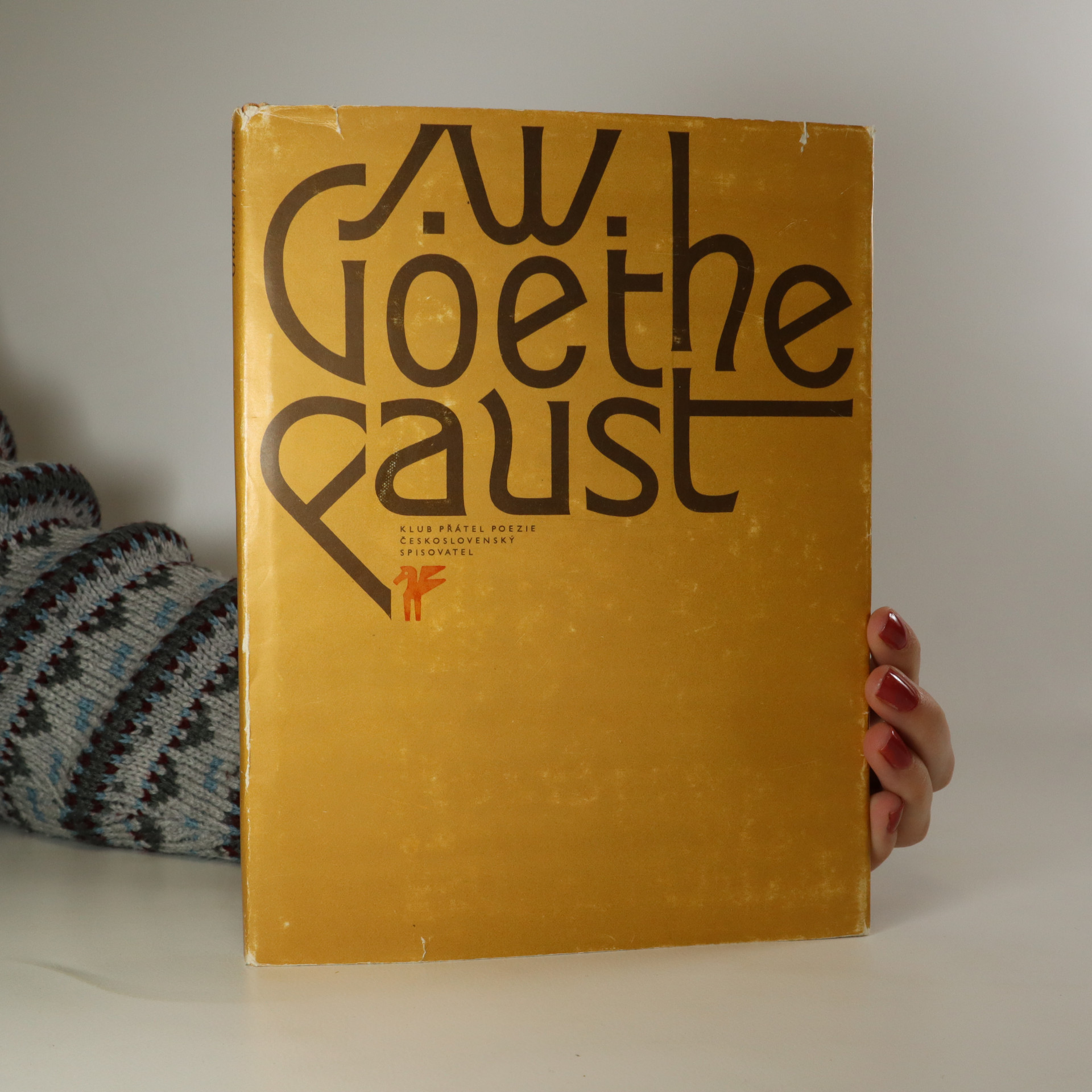 antikvární kniha Faust. Vybrané scény, 1979